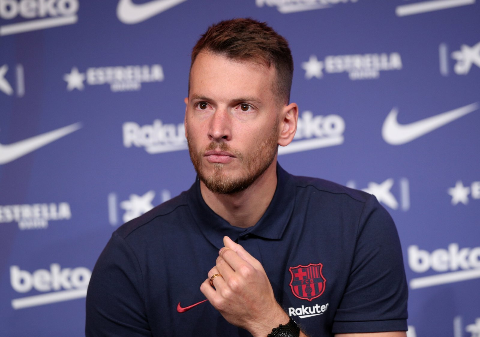 Barcelona: Neto ruled out for 6-8 weeks