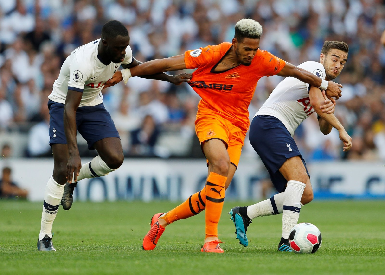 Newcastle United: Joelinton and Jamaal Lascelles available to face Watford