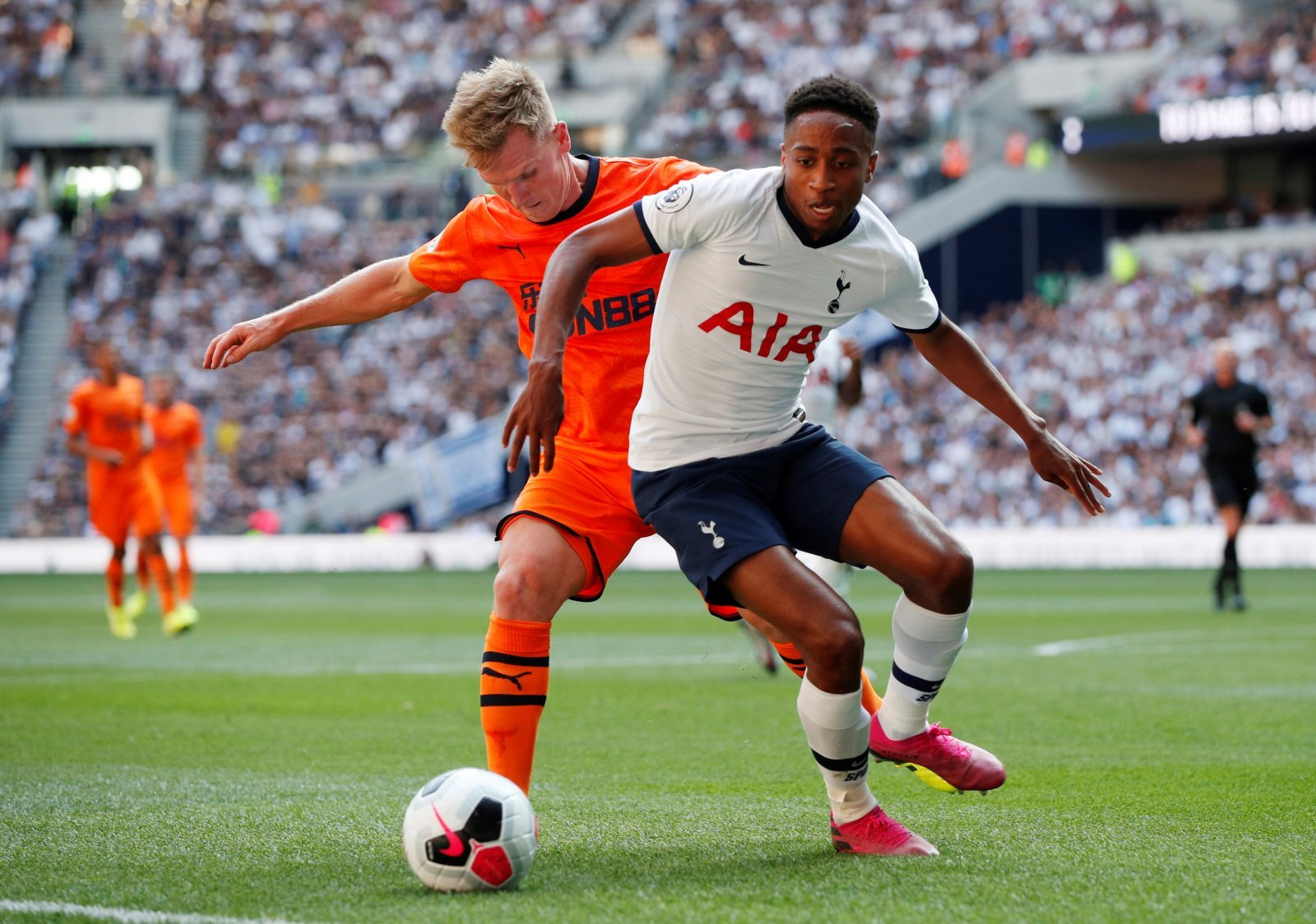 Tottenham Hotspur: Fans questioning club after reports over Kyle Walker-Peters emerges