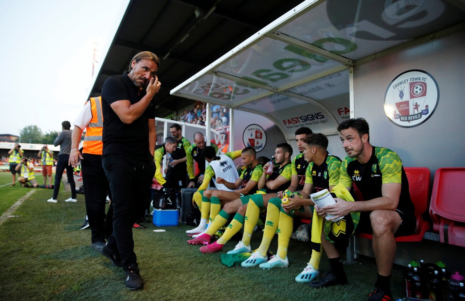Norwich City: Fans aren't too happy after Canaries suffer shock loss to Crawley Town