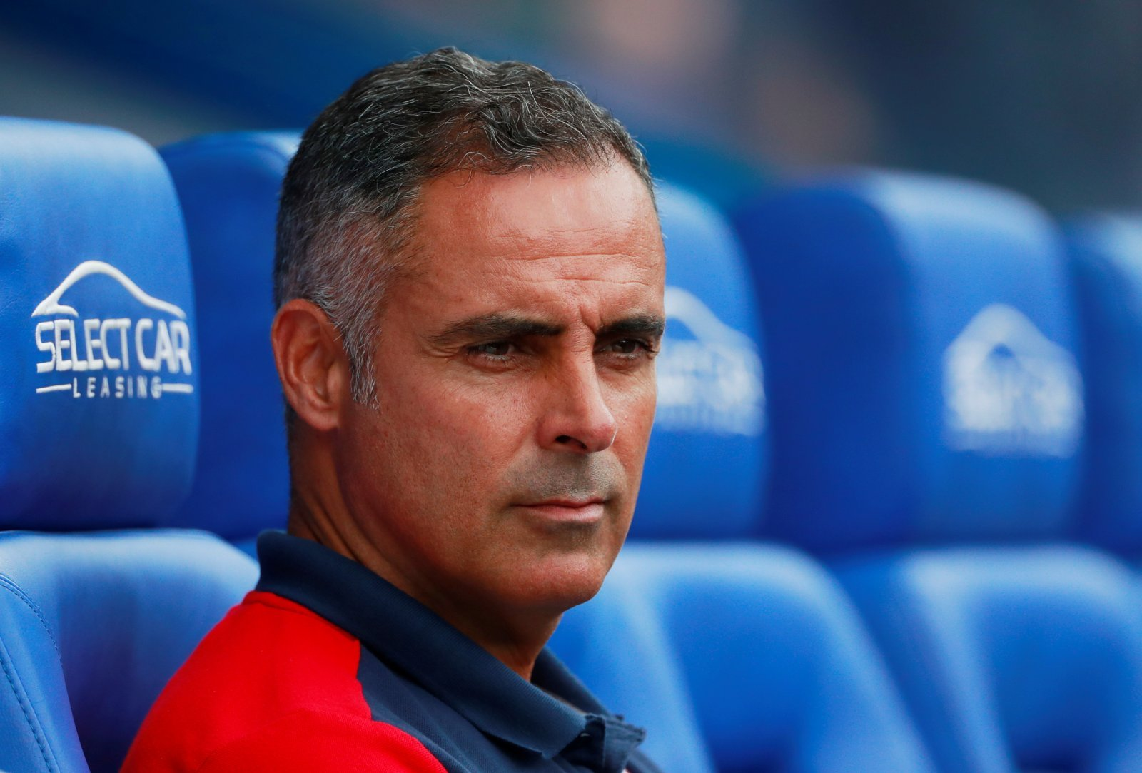 Everton: Virginia recall ruled out by Reading manager Gomes