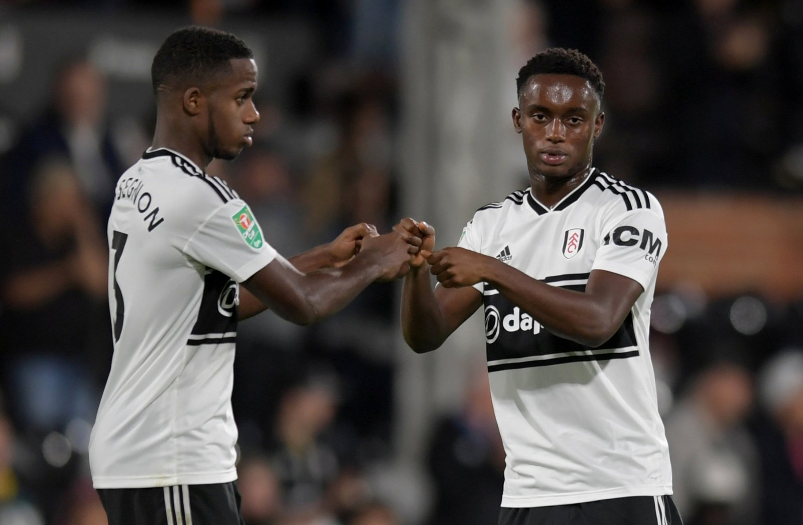 Unsung Hero: Steven Sessegnon continues in brother's footsteps after Fulham victory