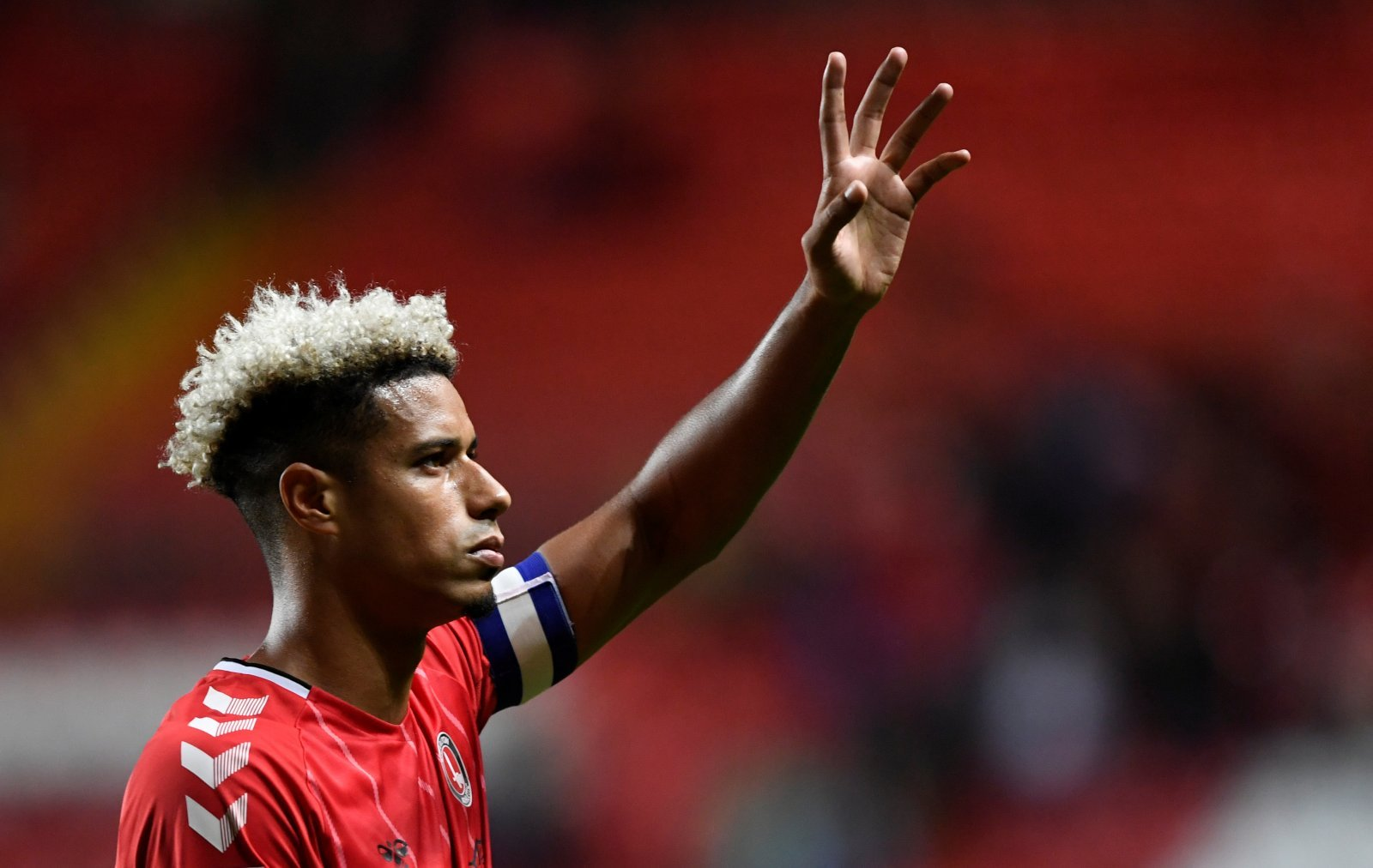 Charlton Athletic: Hanging on to Lyle Taylor 'impossible', says Bowyer
