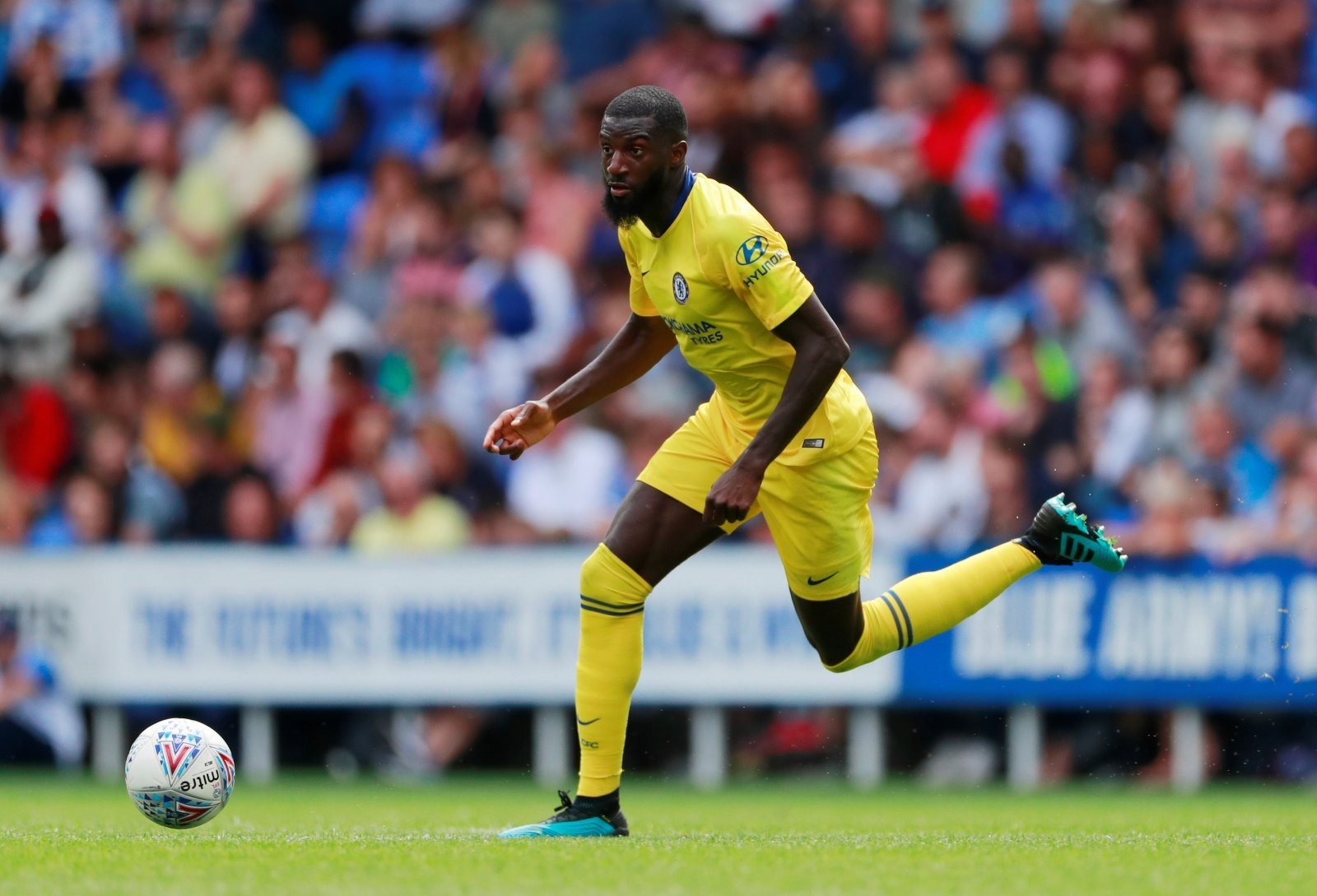 Chelsea: Loan deal agreed as Bakayoko moves back to France