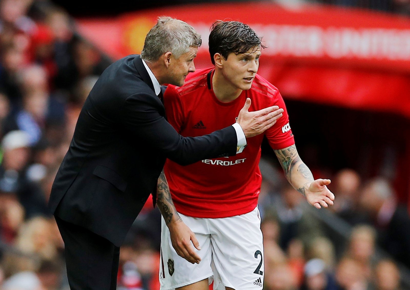 Unsung Hero: Manchester United's Victor Lindelof put in quiet-but-stellar performance