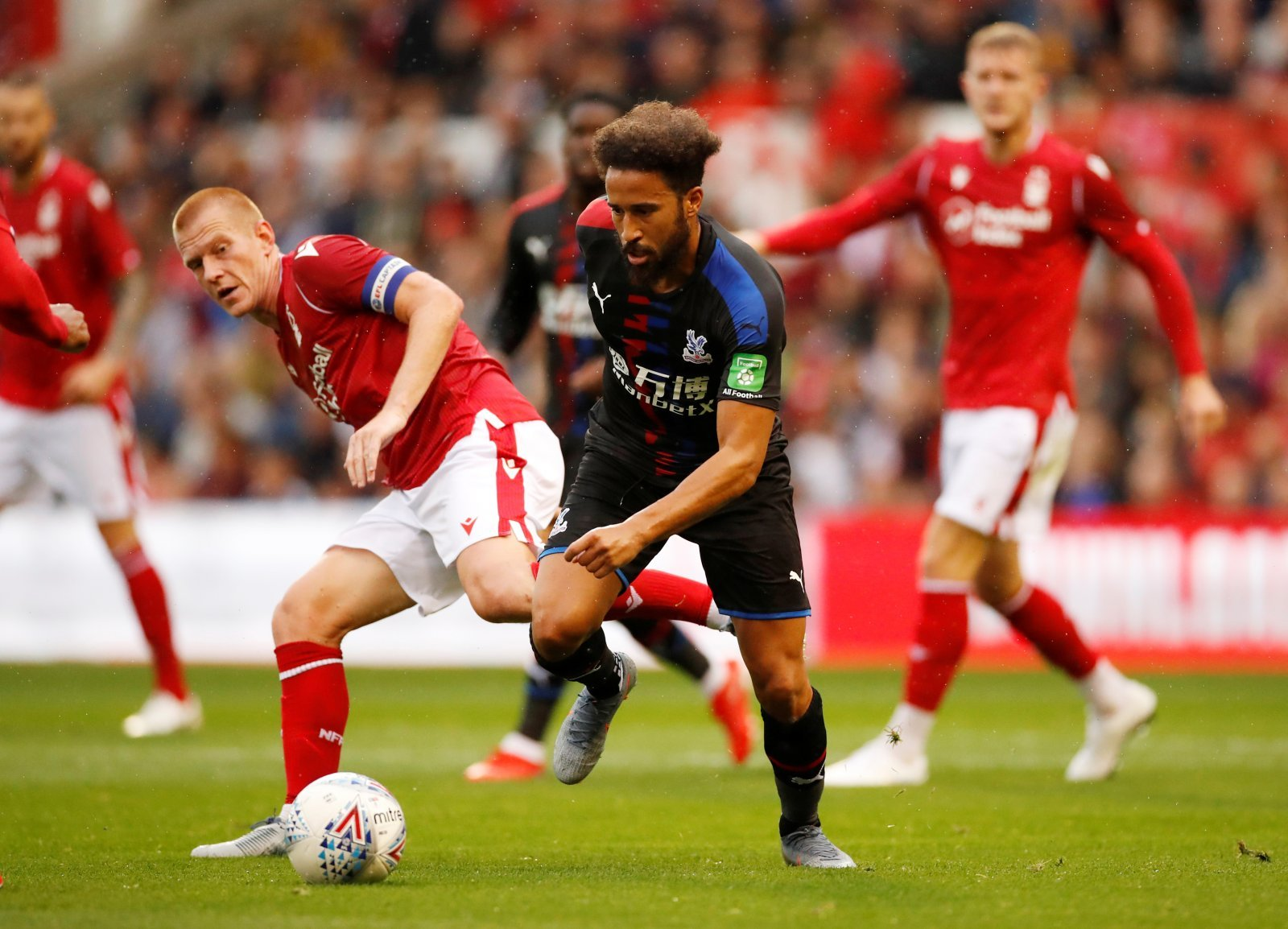 Nottingham Forest: Ben Watson proves selfless in priceless away win for the Reds