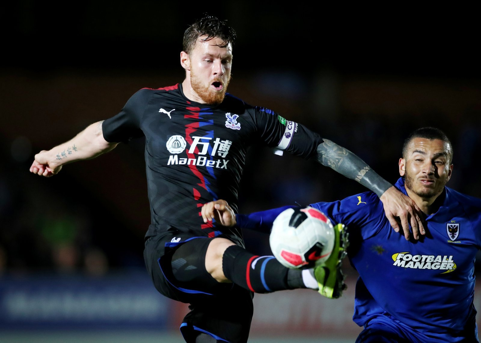 Crystal Palace: Connor Wickham interesting Championship sides