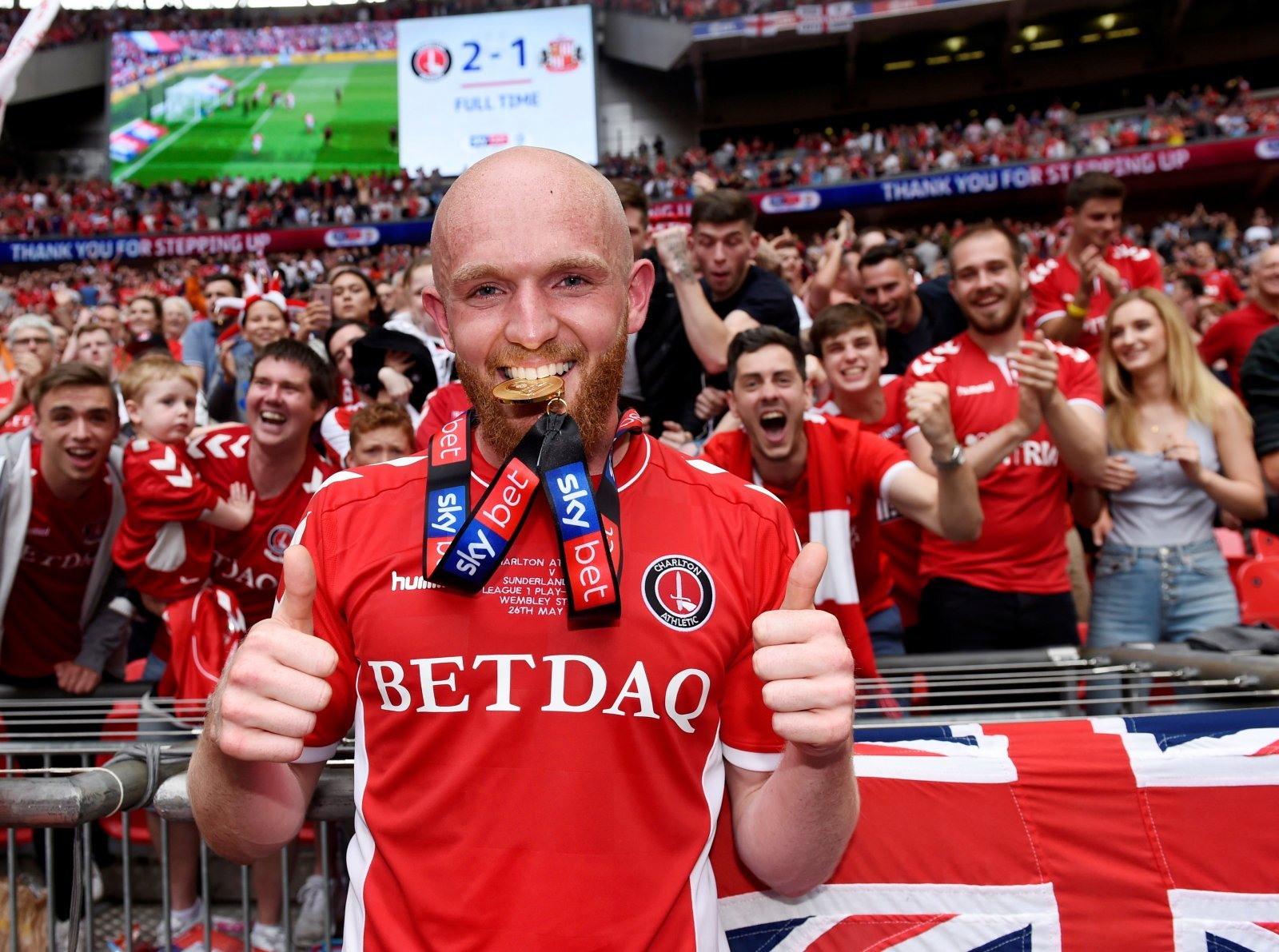 Charlton Athletic: Jonny Williams opens up on life under Lee Bowyer