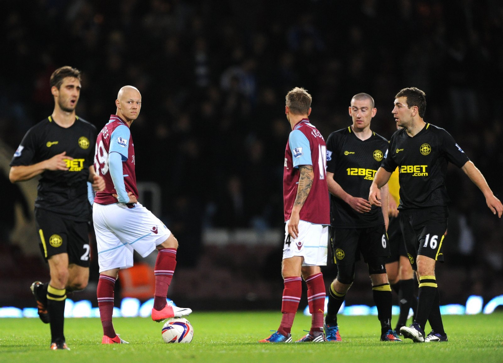 West Ham United: Many fans remember Dylan Tombides' debut for the club