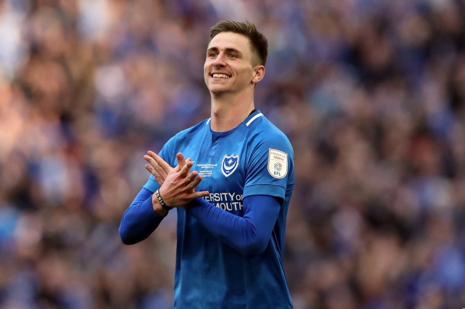 Unsung Hero: Oli Hawkins excels at centre-back for Portsmouth