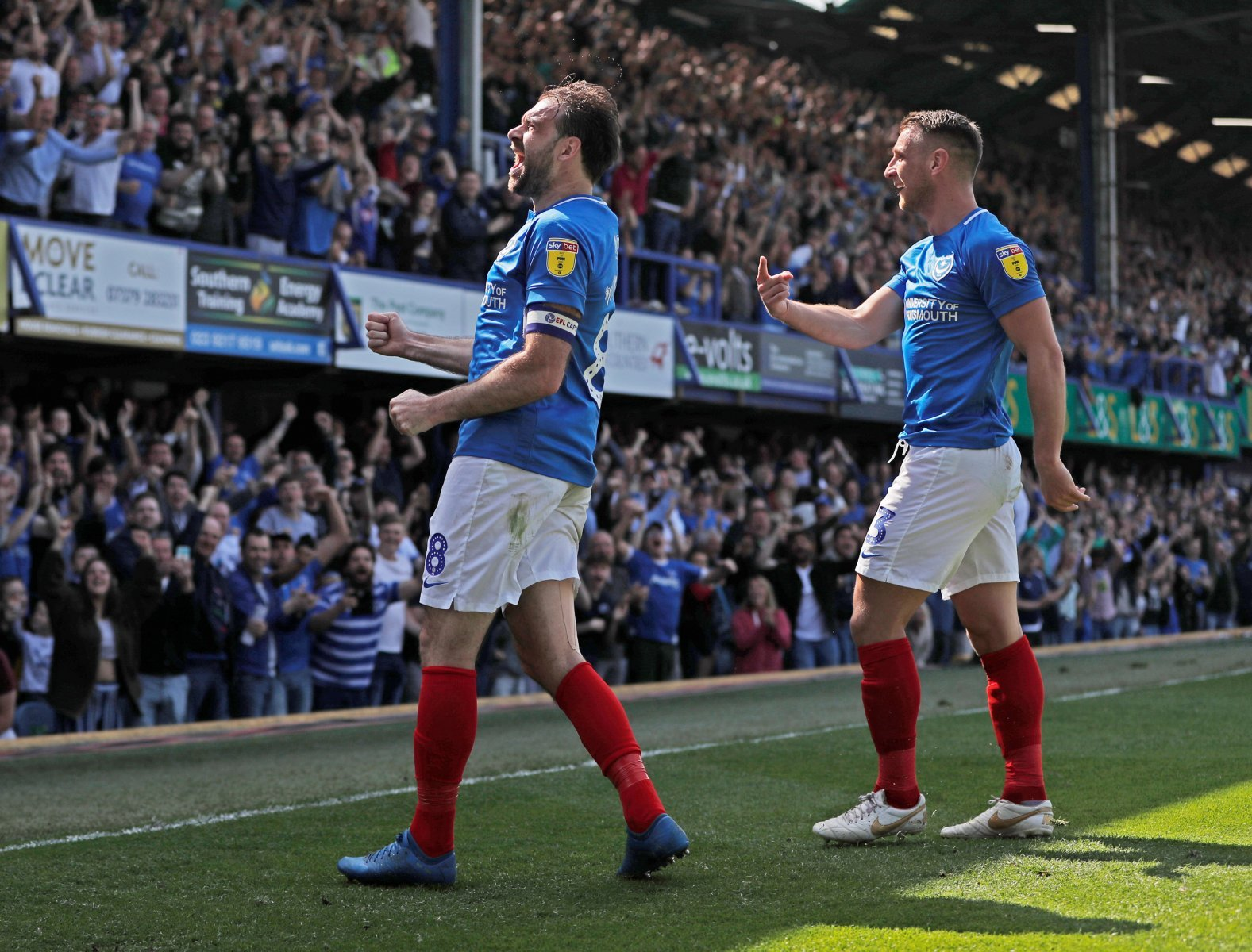 Portsmouth: Brett Pitman hit with another blow