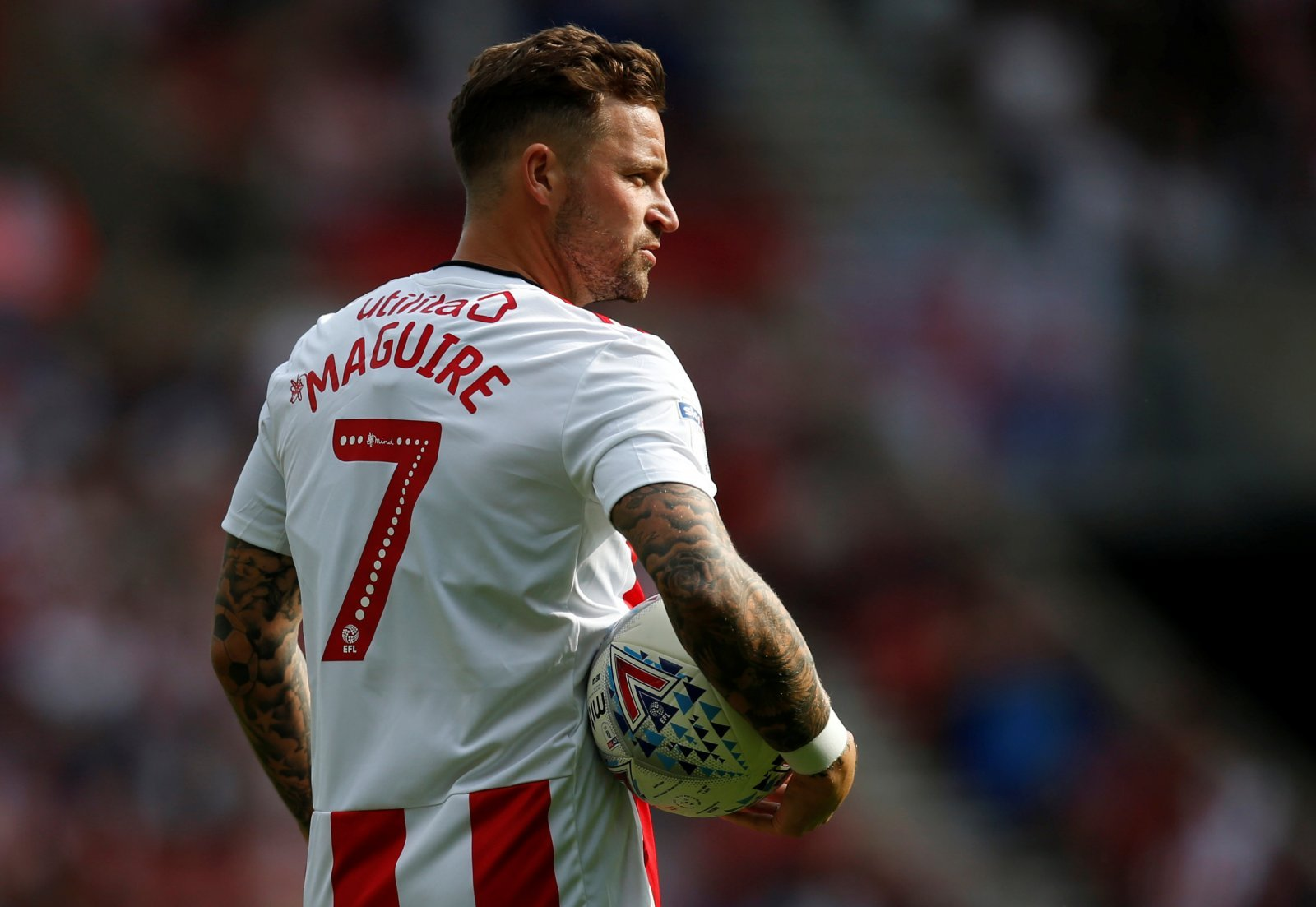Sunderland: Chris Maguire nominated for League One award