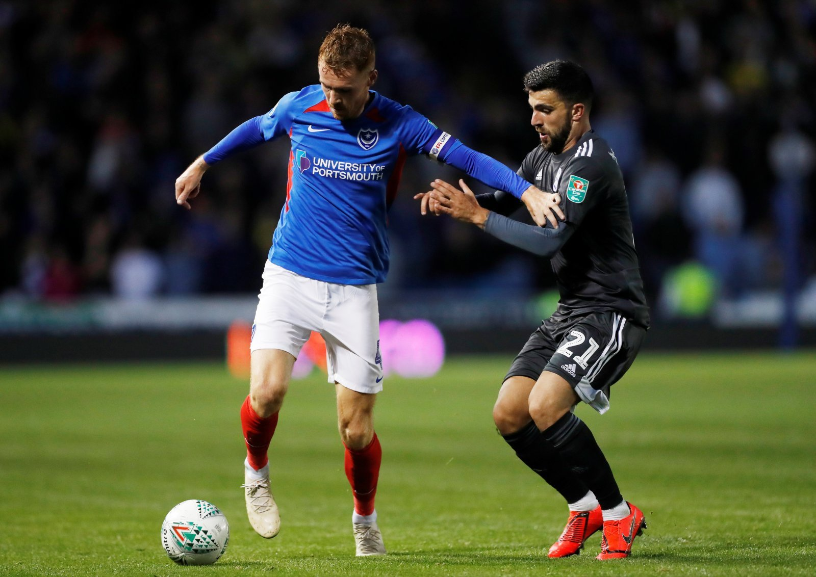 Portsmouth: Tom Naylor was the Unsung Hero against Gillingham