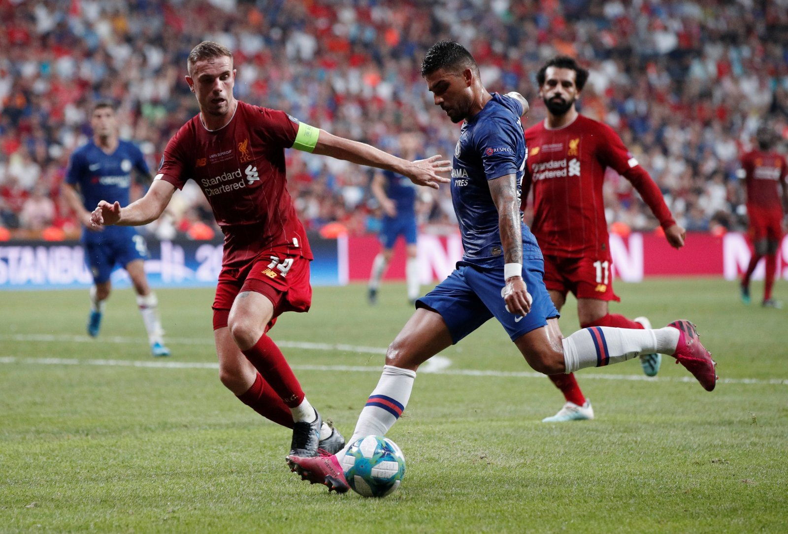 Chelsea: Many fans frustrated by update on Emerson Palmieri's injury