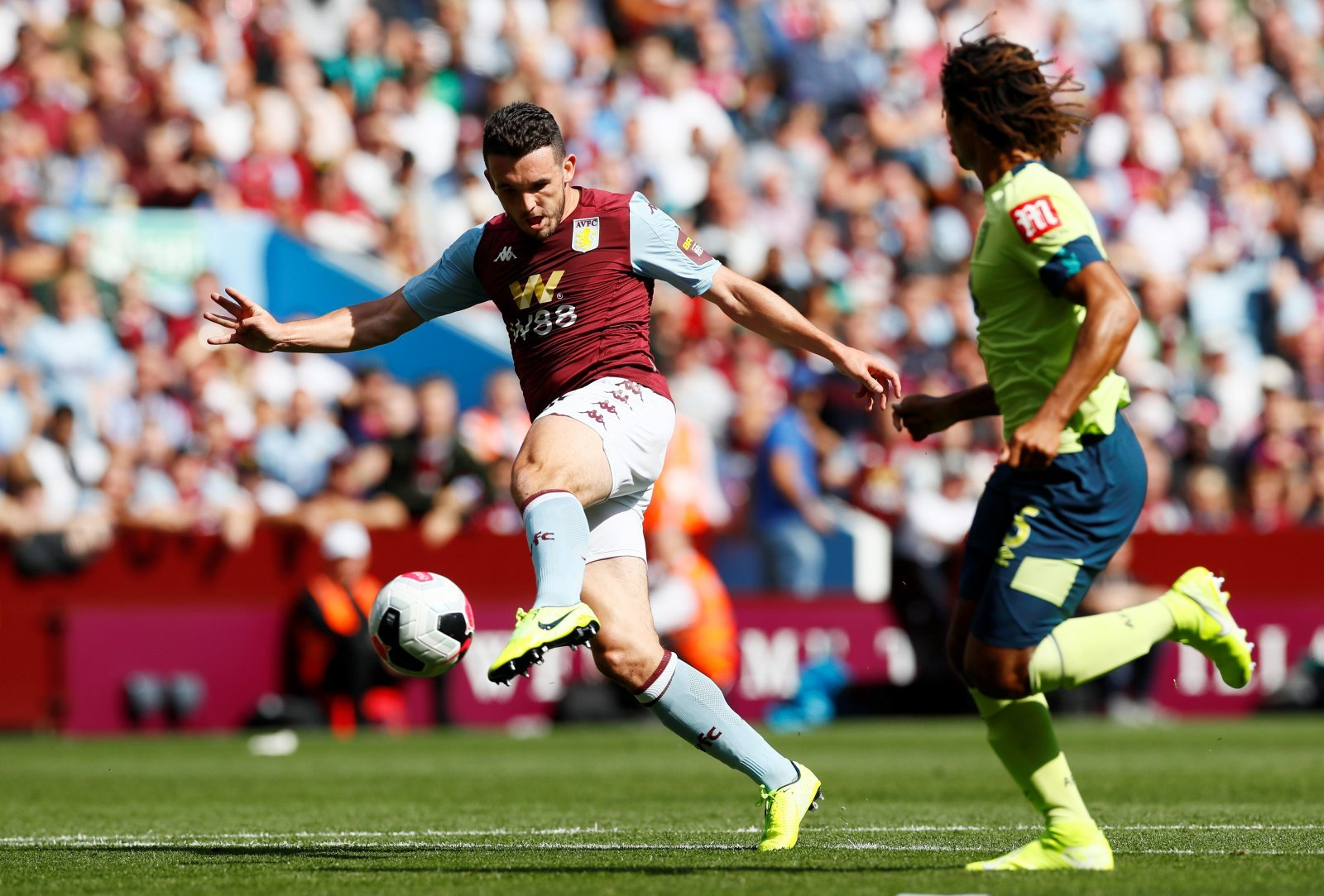 Aston Villa: Fans raving about John McGinn's Premier League performances