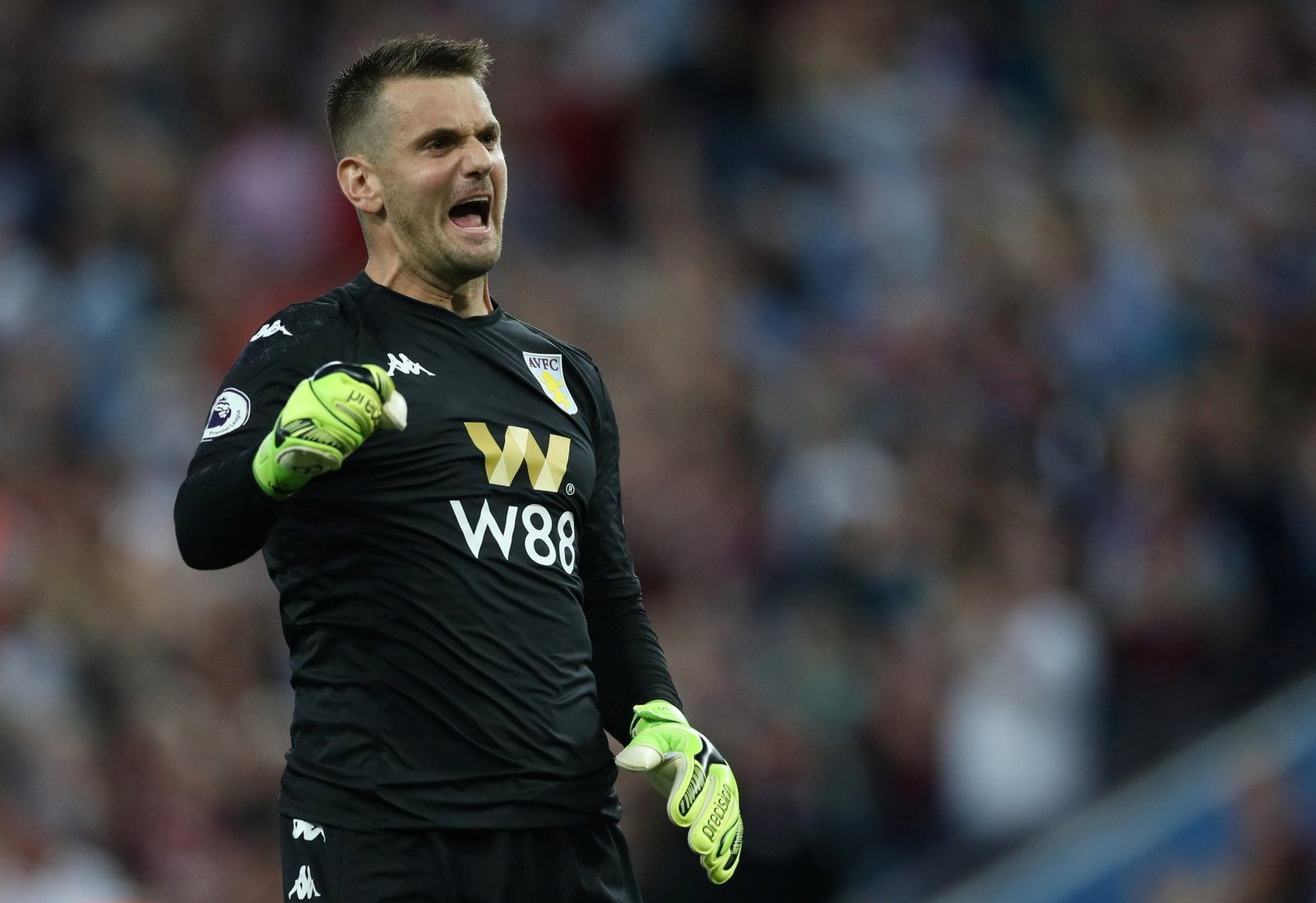 Aston Villa: Fans respond to Tom Heaton injury update