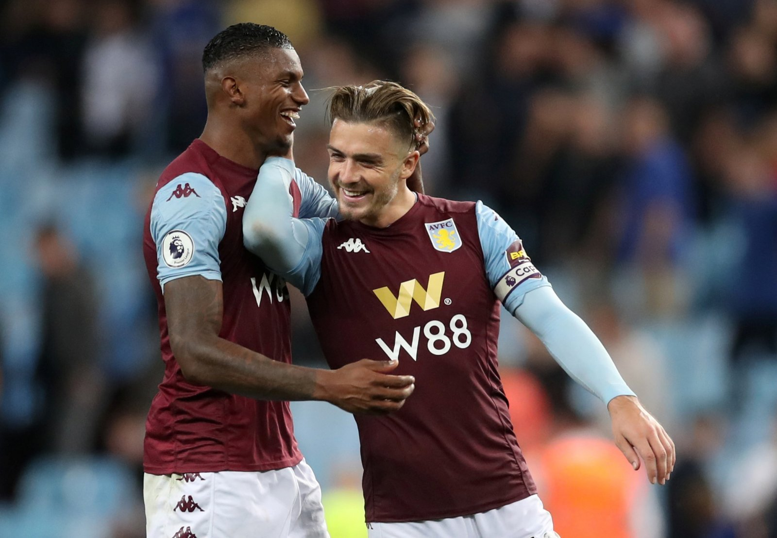 Aston Villa: Fans drooling over Jack Grealish after Brighton performance