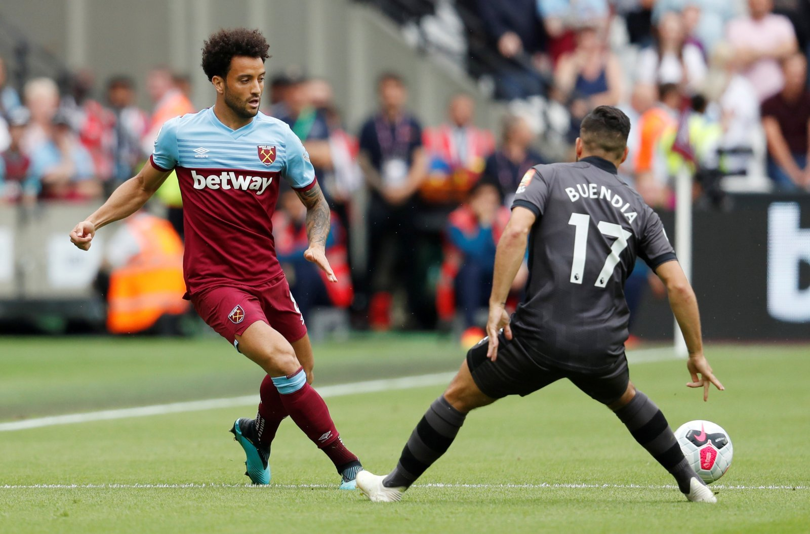 West Ham United: These fans enjoyed Felipe Anderson's performance against Norwich City