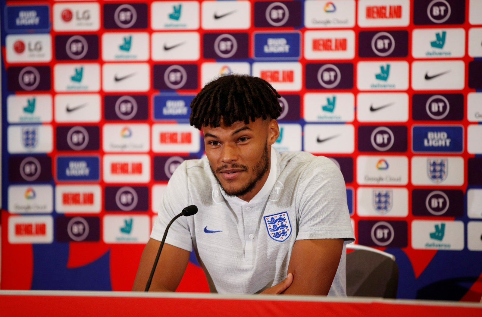 Aston Villa: Fans react to news that Tyrone Mings could play for England against Bulgaria