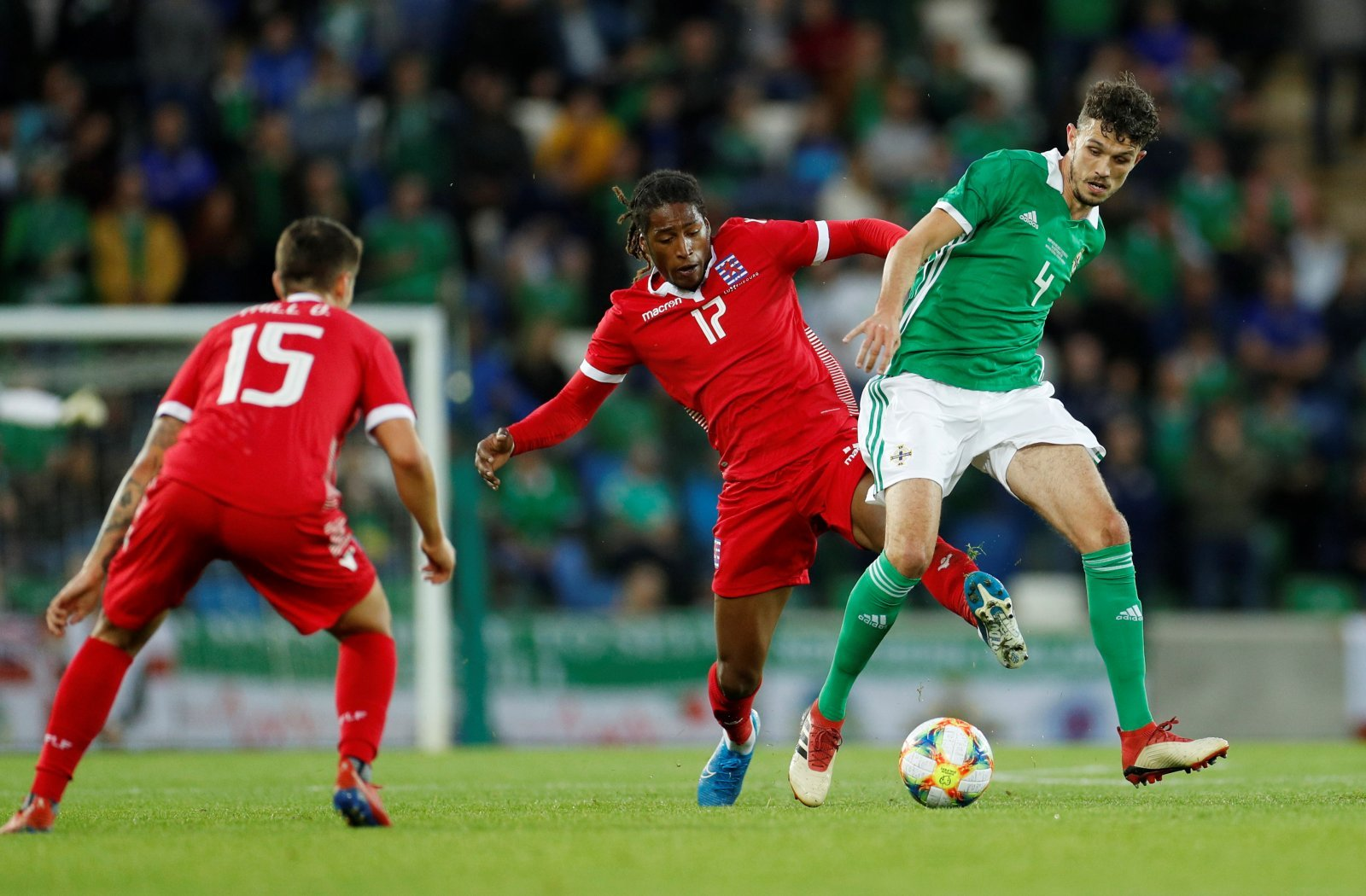 Sunderland: Tom Flanagan praised for his Northern Ireland performance