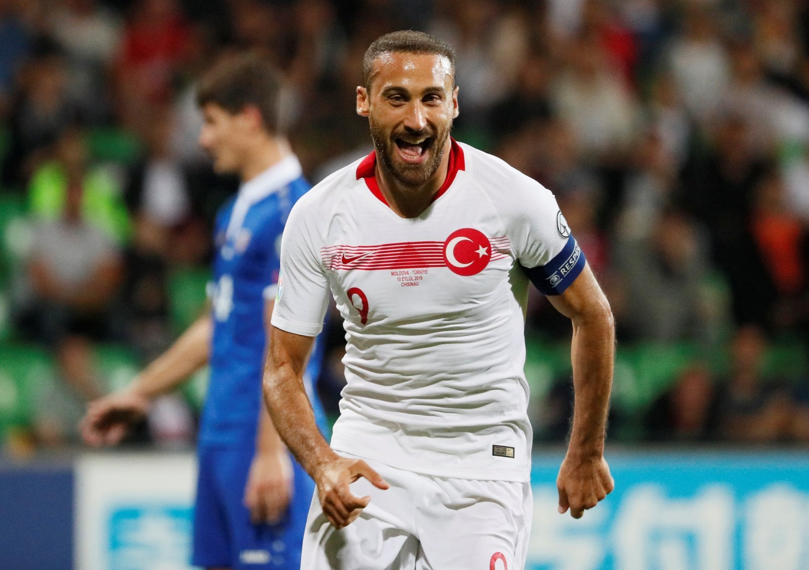 Everton: These fans want to see Cenk Tosun given a chance