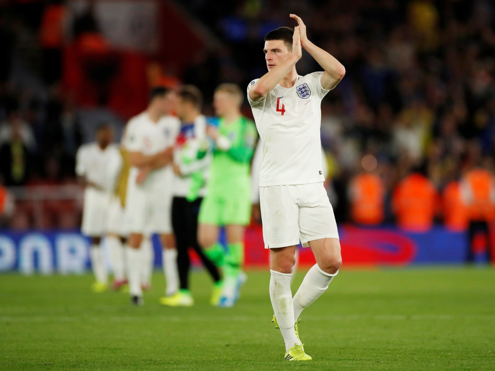 West Ham United: These fans loved Declan Rice's England contribution