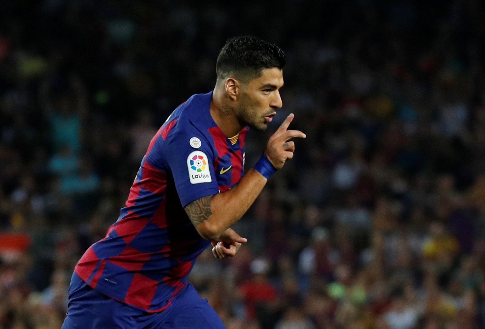 Barcelona: Fans want Luis Suarez to leave the Nou Camp