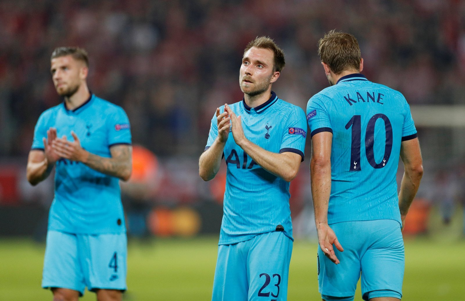 Tottenham Hotspur: These Spurs fans weren't happy with Christian Eriksen scoring in UCL fixture