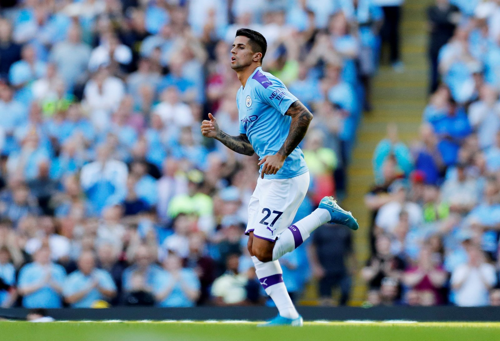 Manchester City: Many fans think Joao Cancelo should be starting