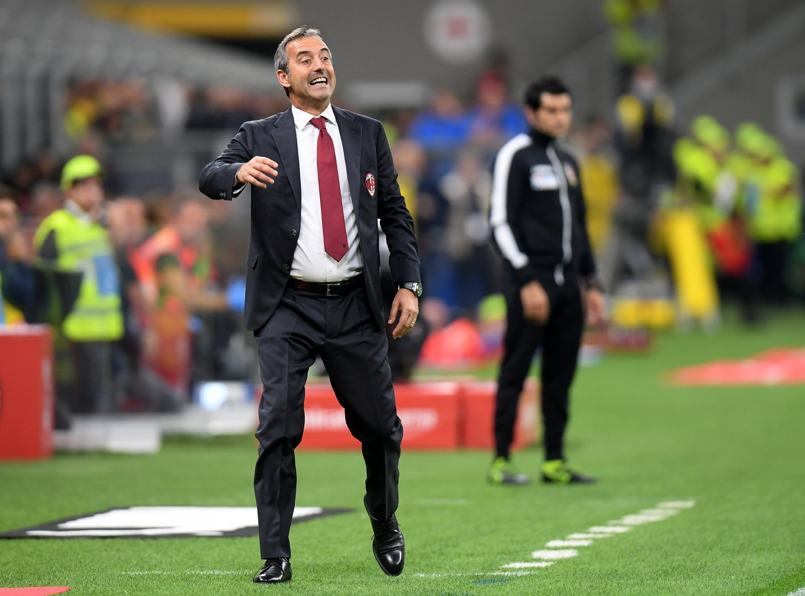 AC Milan: Many fans want Marco Giampaolo to be sacked after Fiorentina loss