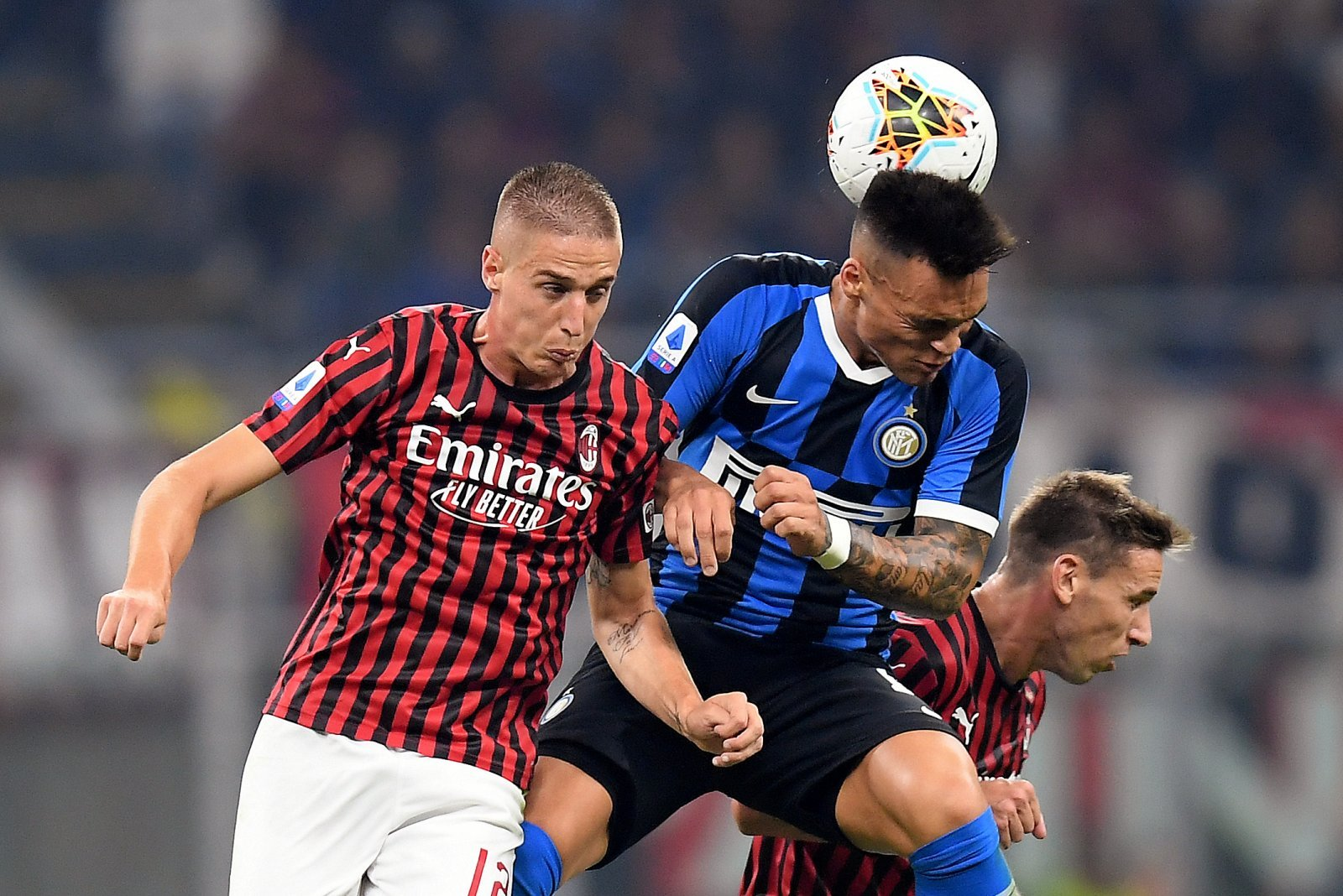 Crystal Palace: Agent reveals Andrea Conti rejected Eagles transfer