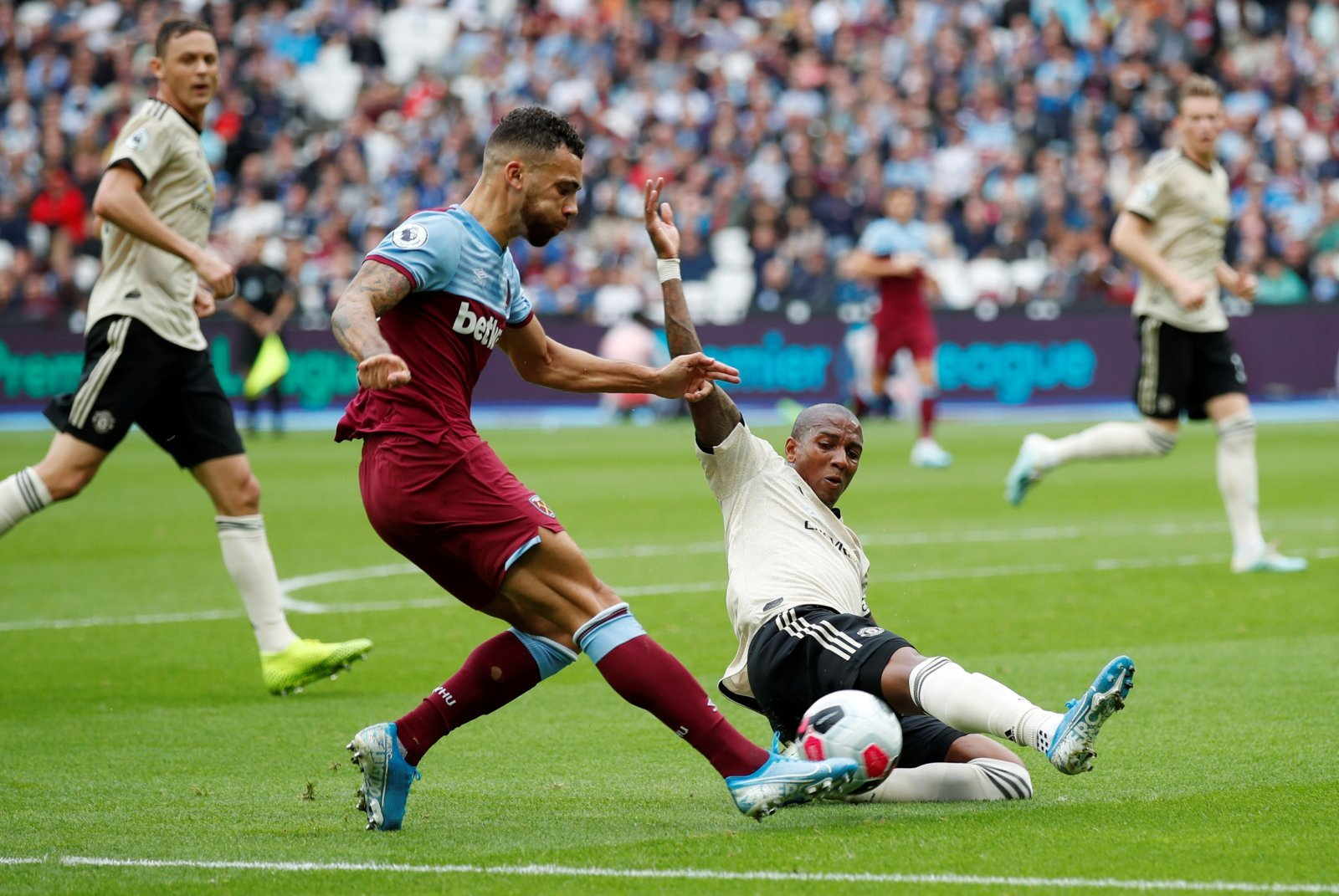 Unsung Hero: West Ham's Ryan Fredericks was influential despite being overshadowed