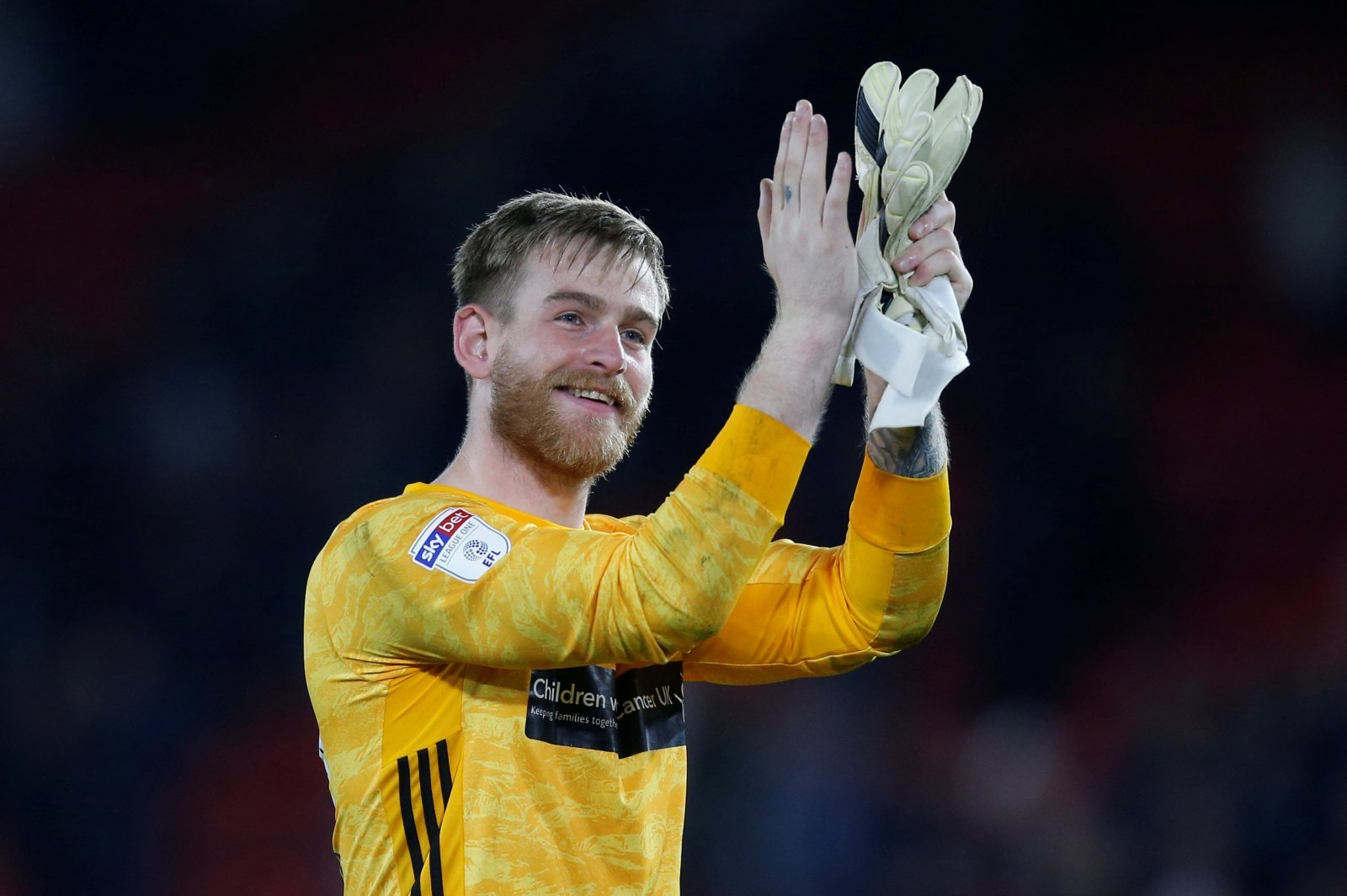 Sunderland: Many fans felt for Lee Burge after he was left on the bench