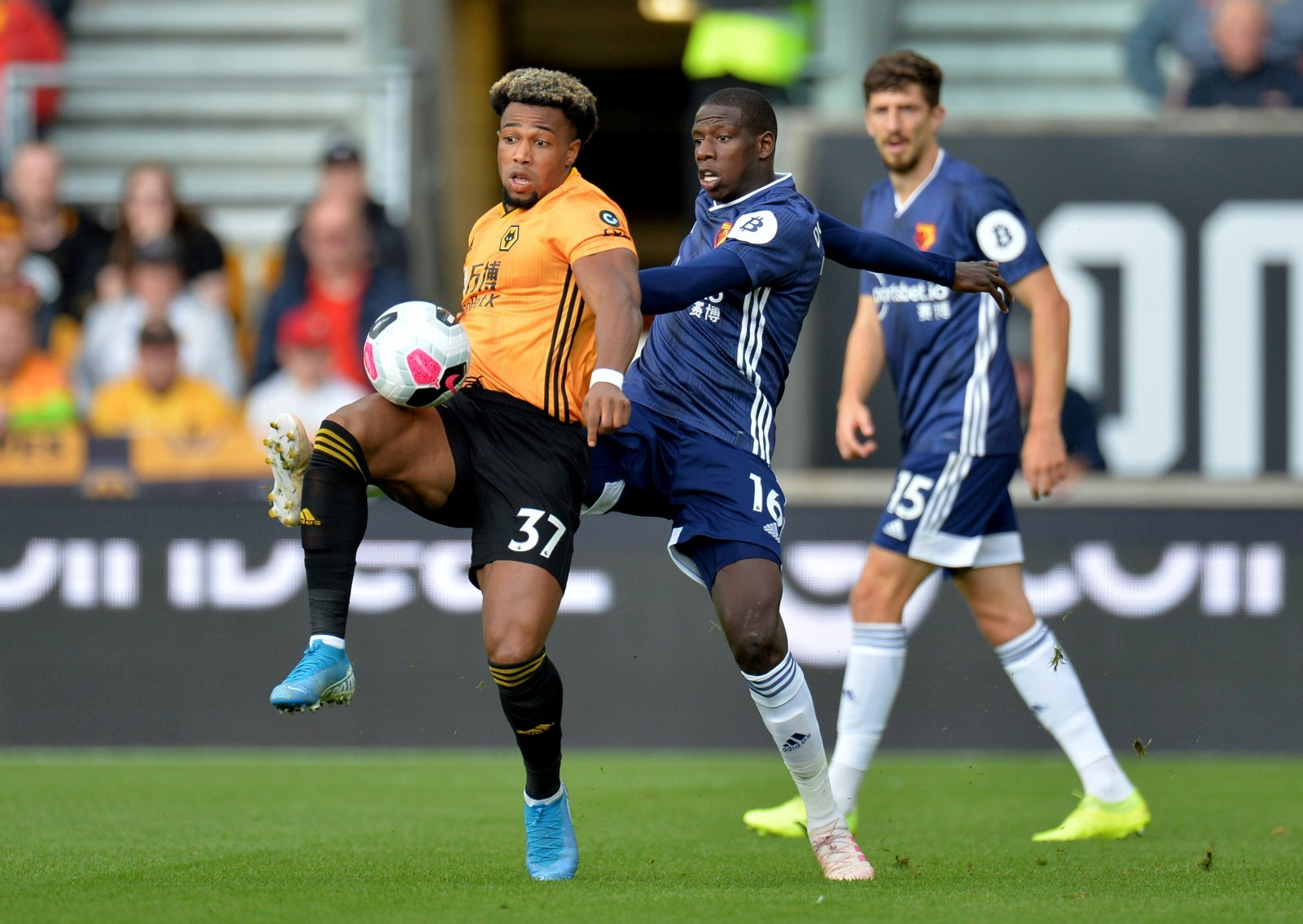 Wolves: Fans react to incredible Adama Traore stat