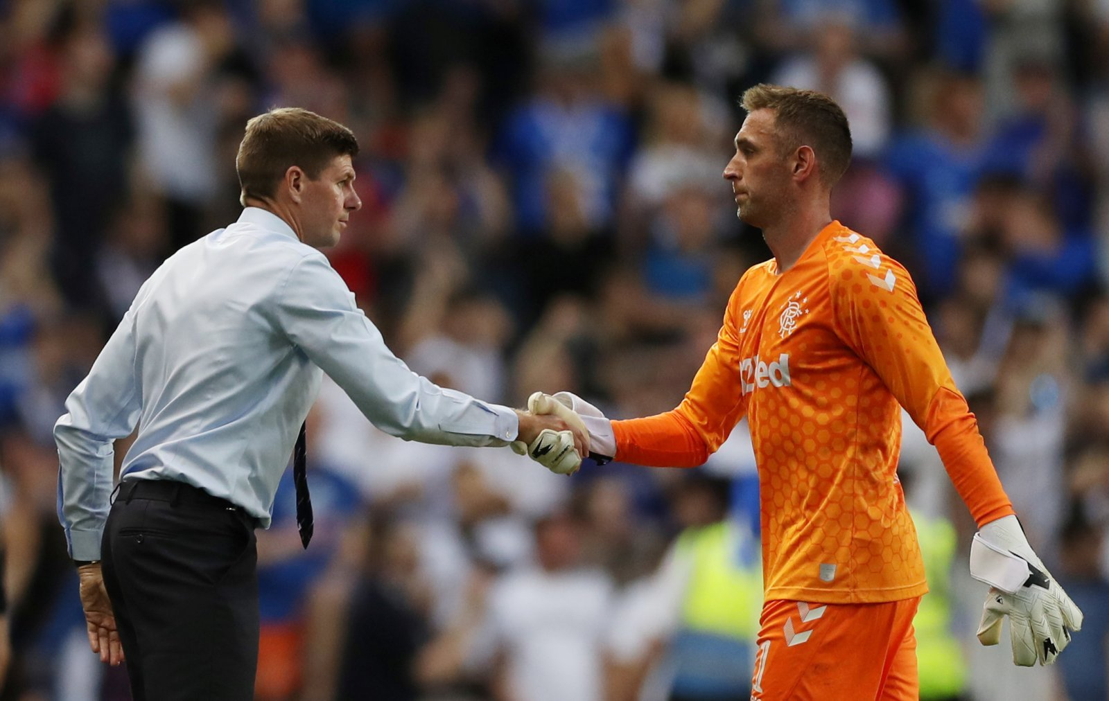 Rangers: Light Blues preparing to open contract talks with Allan McGregor
