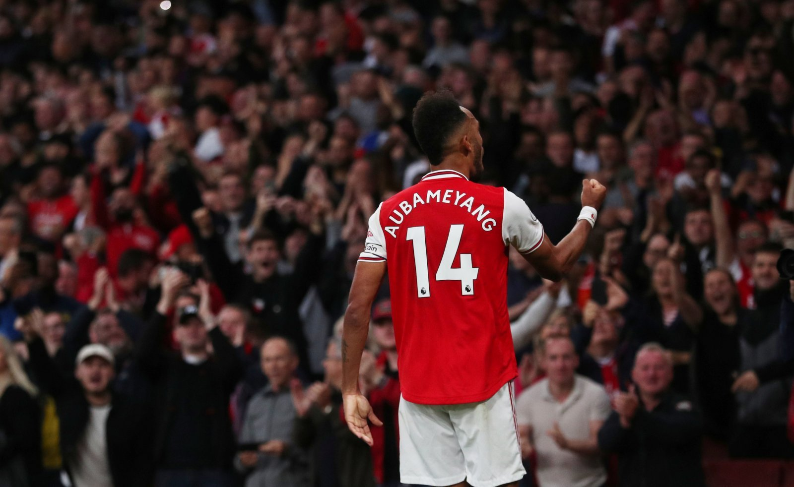 Arsenal: Fans respond to Aubameyang's impressive record