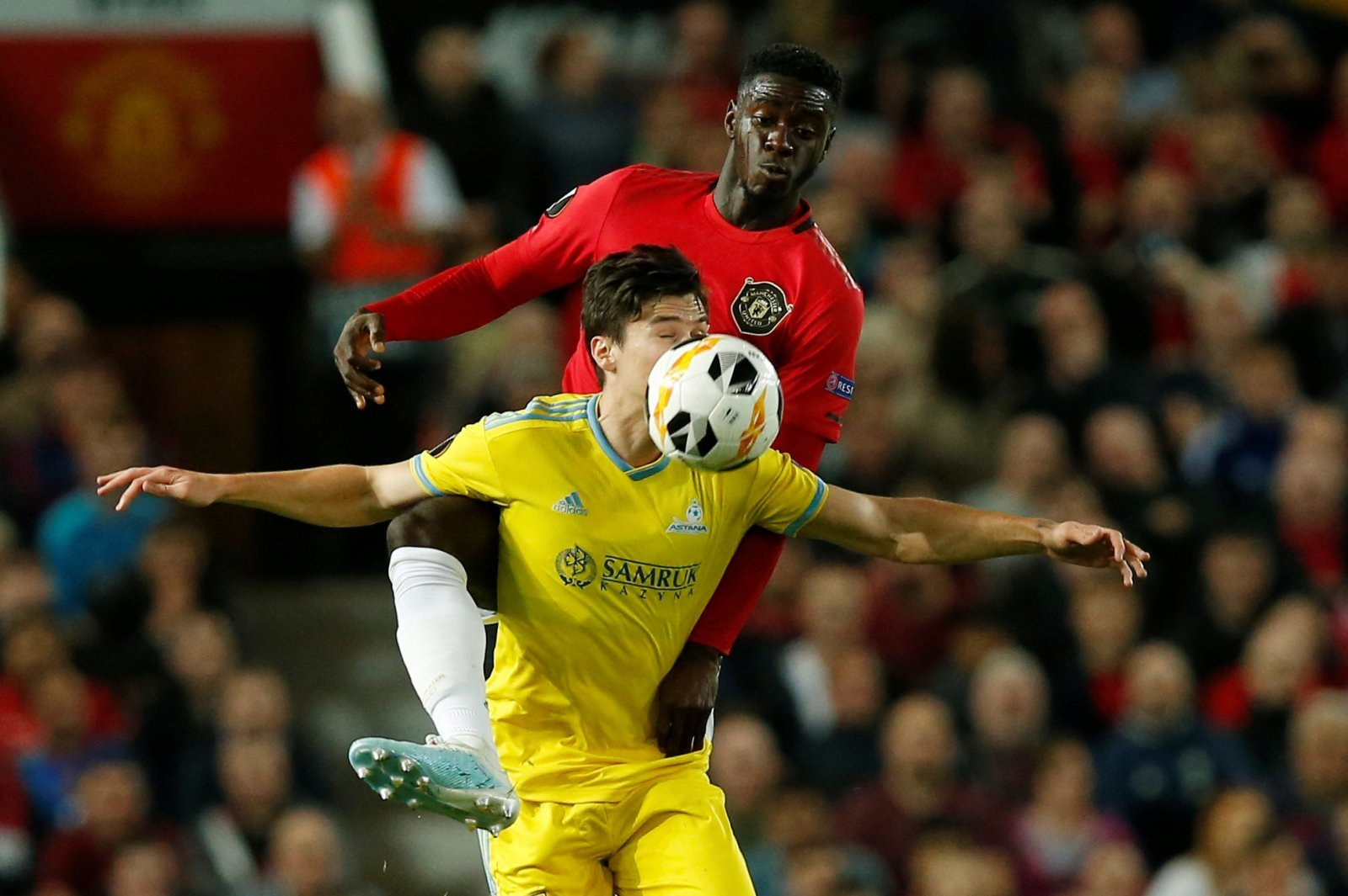 Manchester United: Axel Tuanzebe set to return this weekend against Norwich City