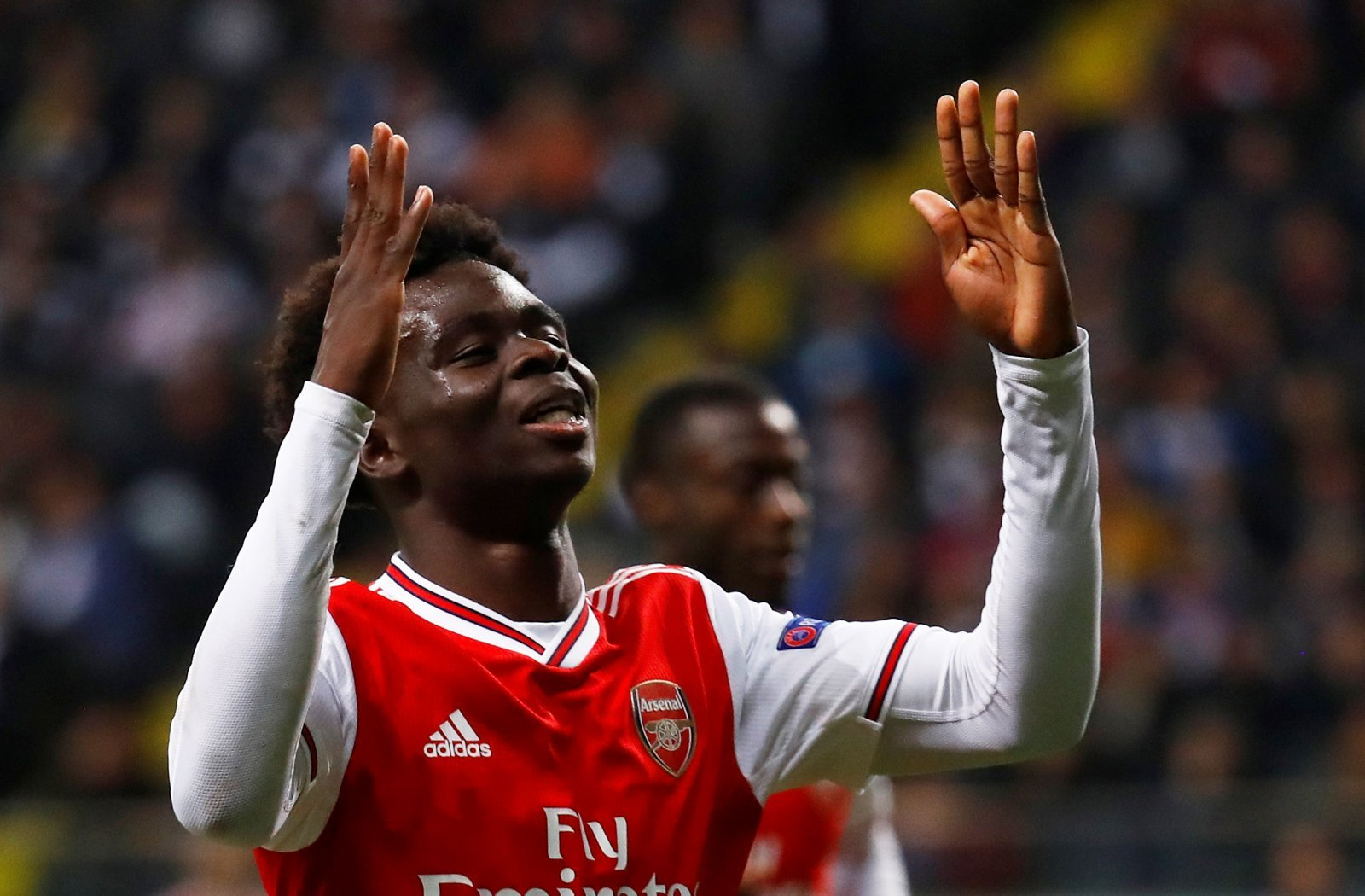 Arsenal: Fans rave over Bukayo Saka after performance in draw against Manchester United