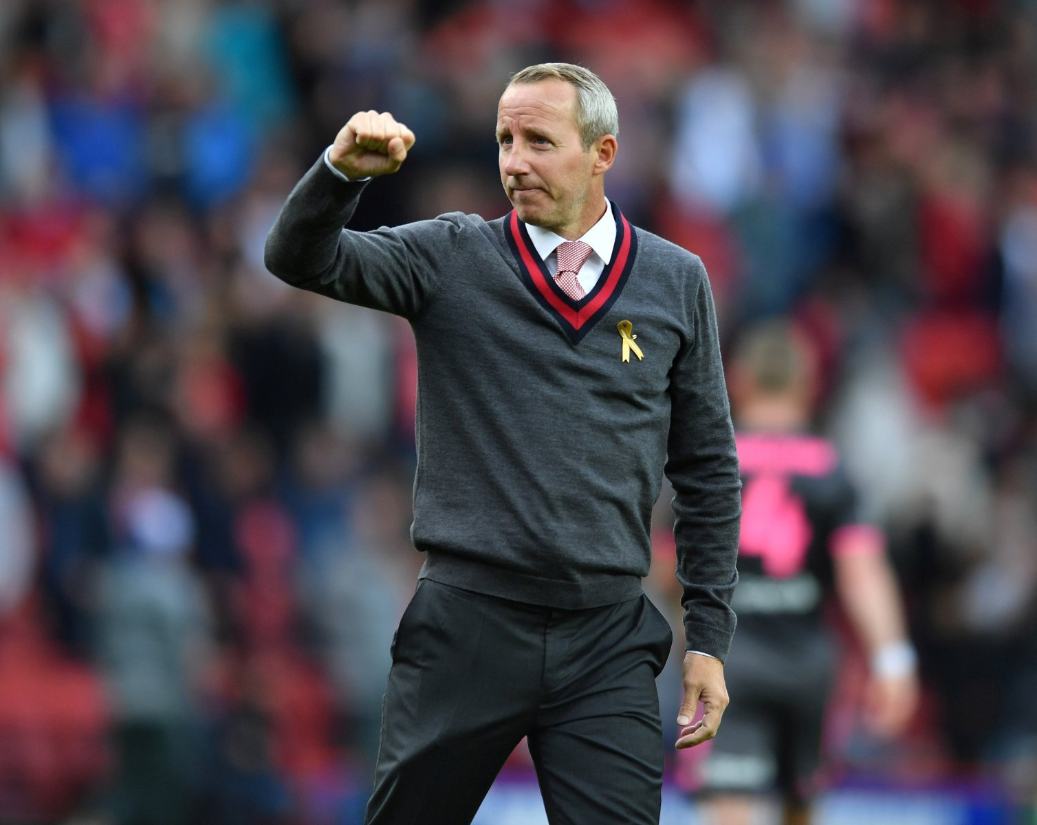 Leeds United: Fans tip Charlton Athletic's Lee Bowyer to succeed Marcelo Bielsa