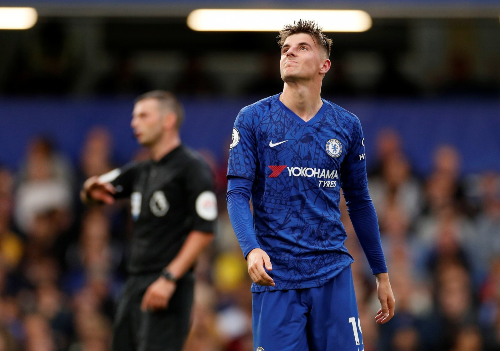 Chelsea: Fans react as Mason Mount calls for Blues to win first home game under Frank Lampard