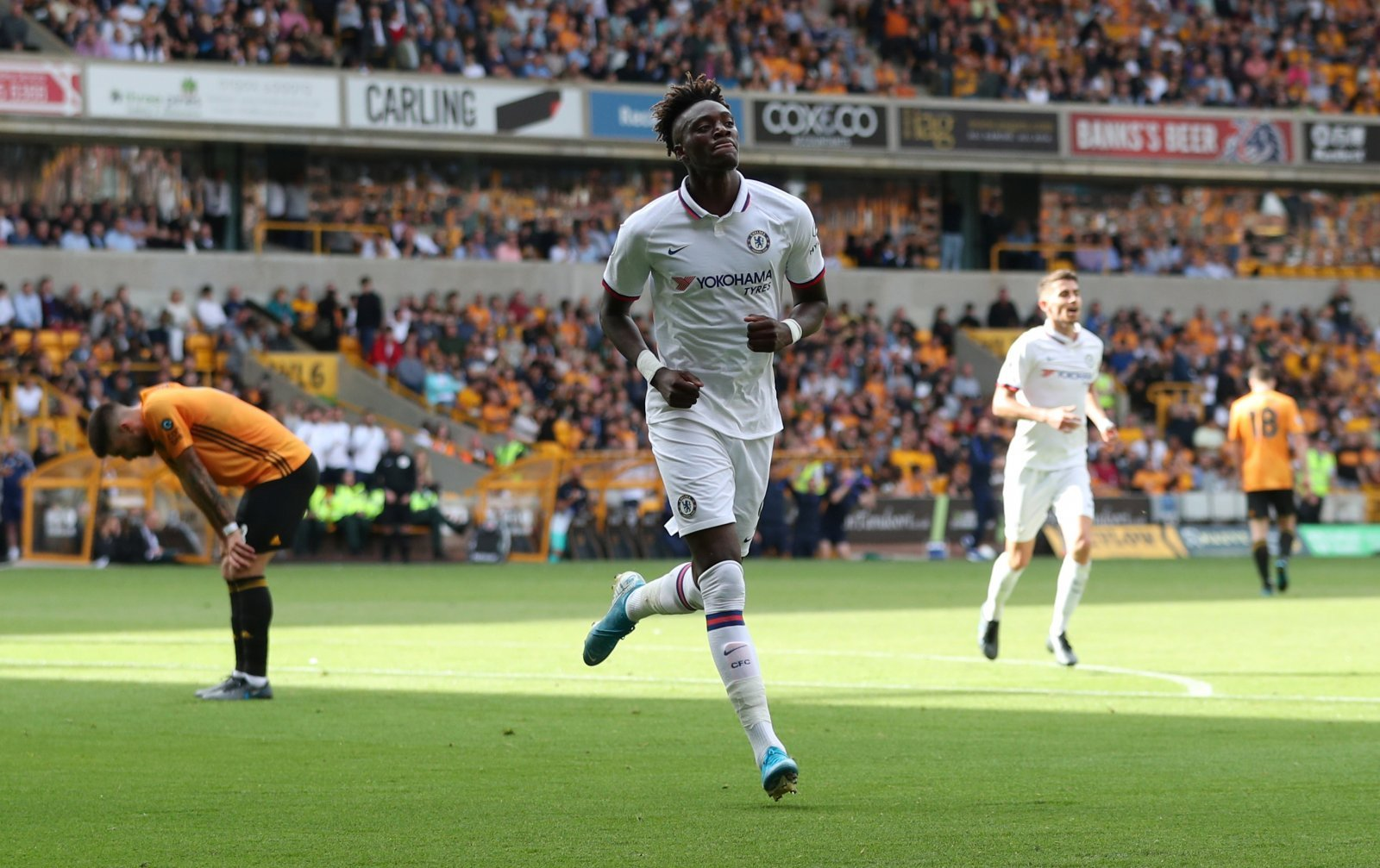 Chelsea: Loads of fans show love for Tammy Abraham after heart-warming interview