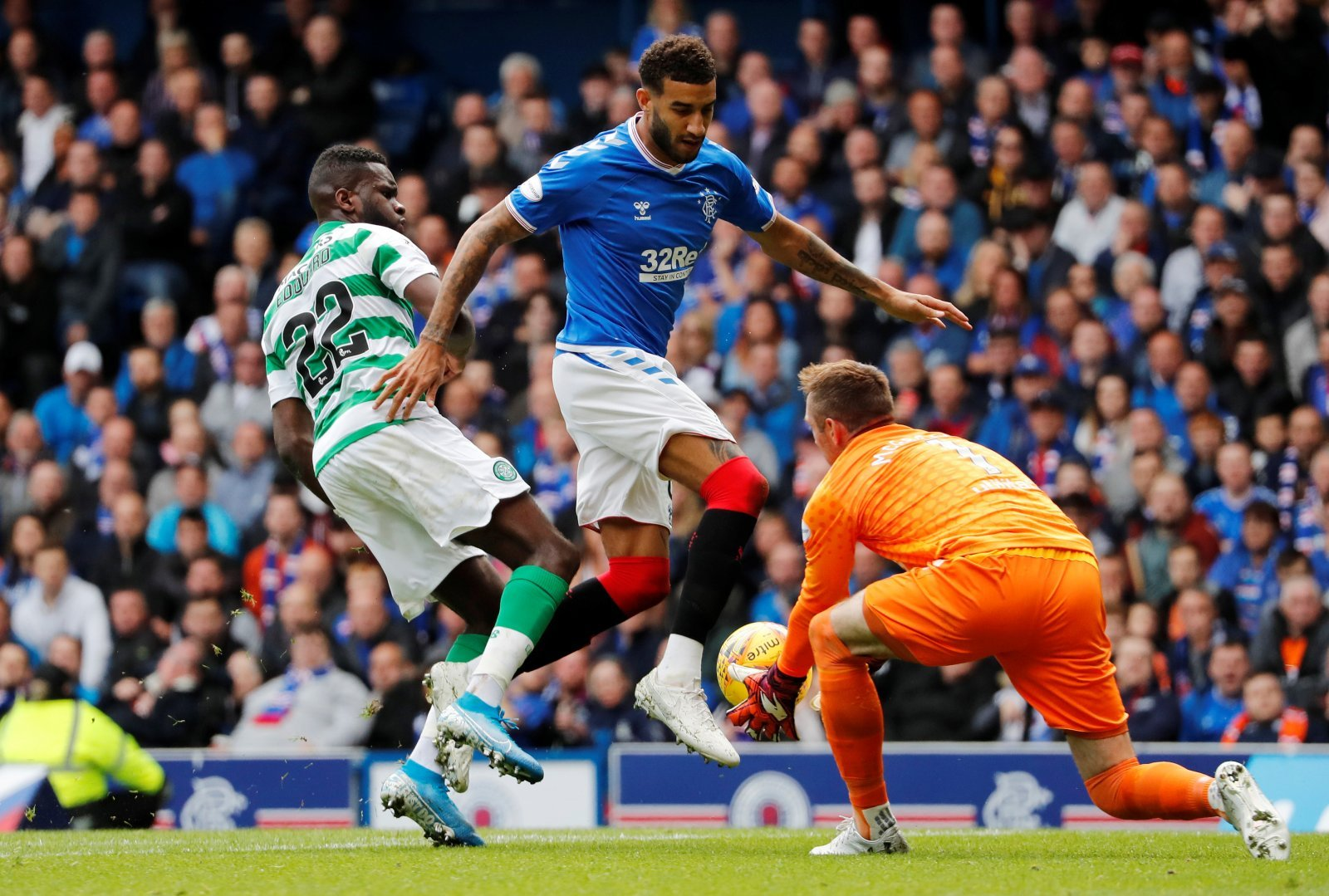 Rangers: Fans rip into Connor Goldson after draw at Aberdeen