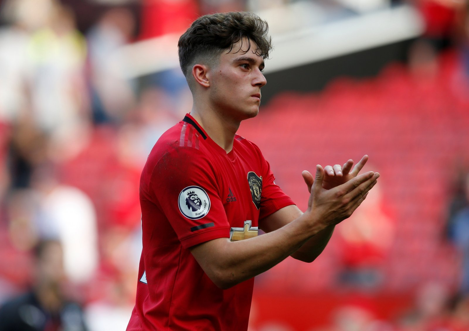 Manchester United: Fans laud Daniel James after comparison with Arsenal's Nicolas Pepe