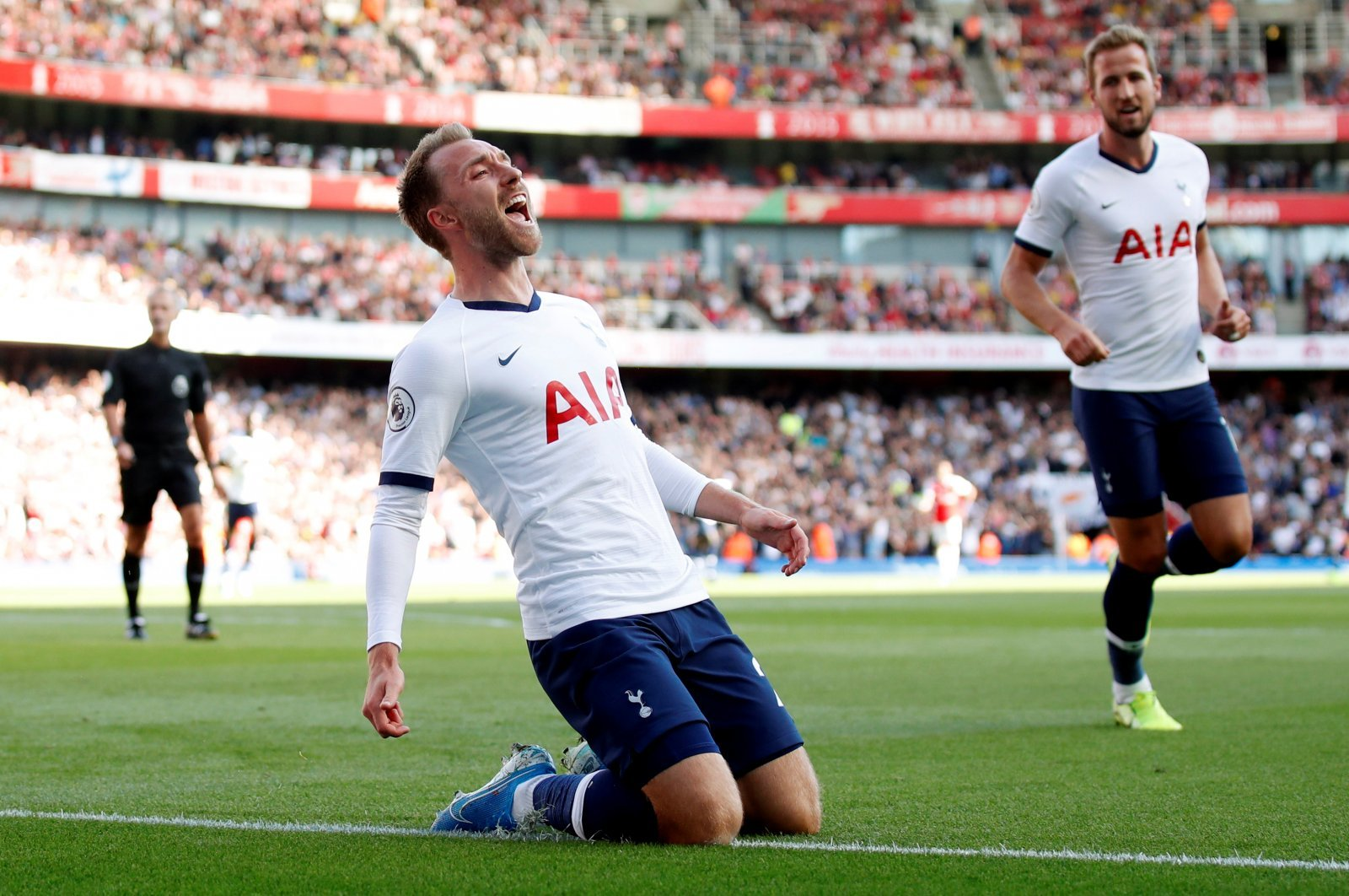 Tottenham Hotspur: Christian Eriksen still holding out hope for Real Madrid move