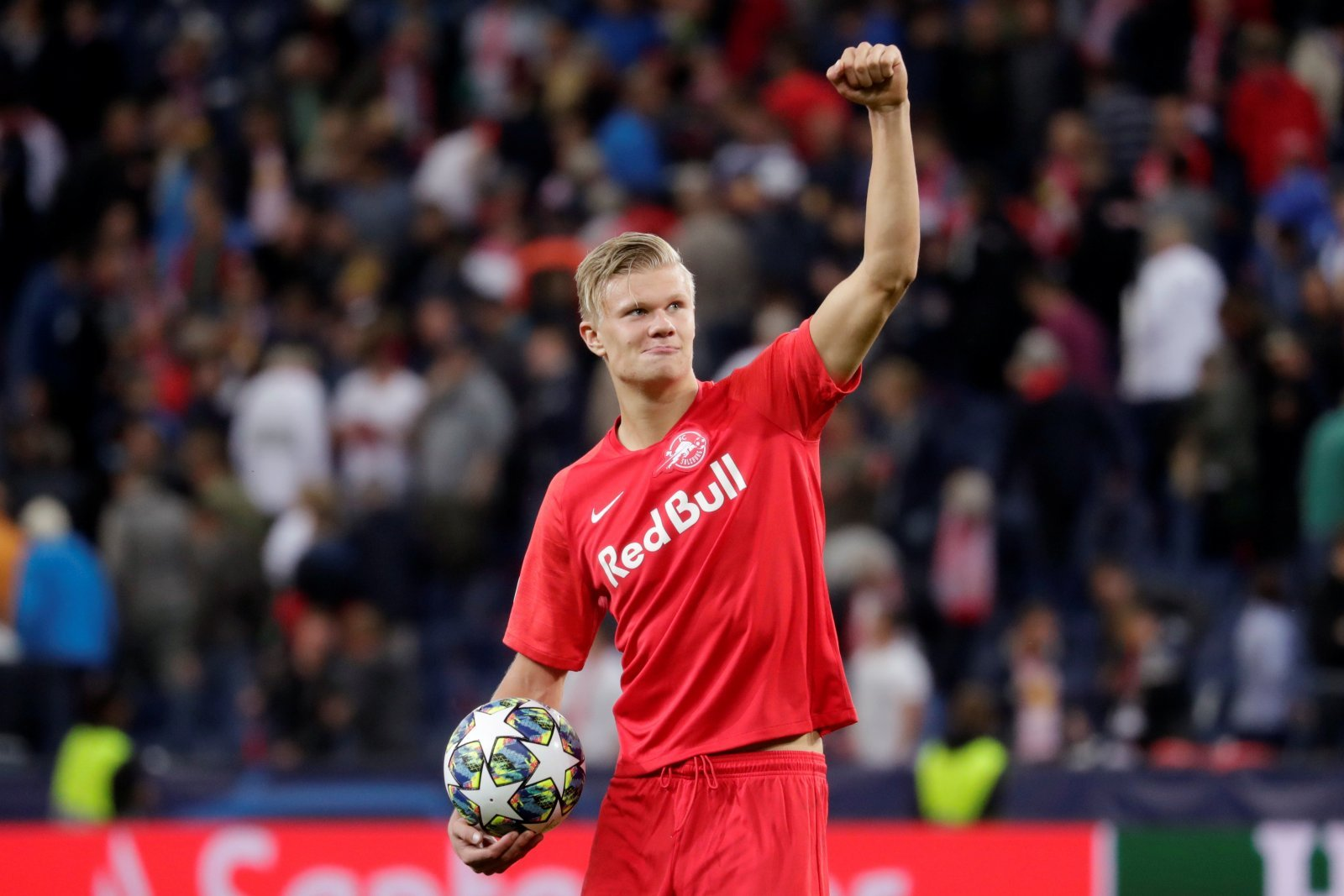 Manchester United: Scouts 'on alert' after Erling Haaland's dream Champions League start