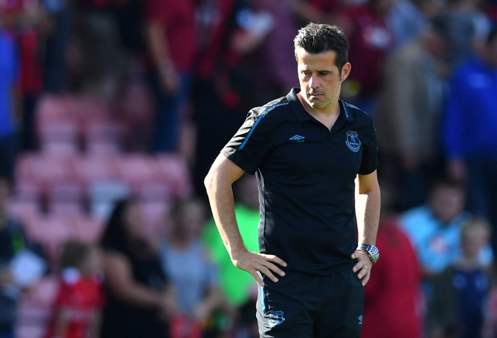 Everton: Fans react as Marco Silva confirms injury doubt Andre Gomes out of Sheffield United clash