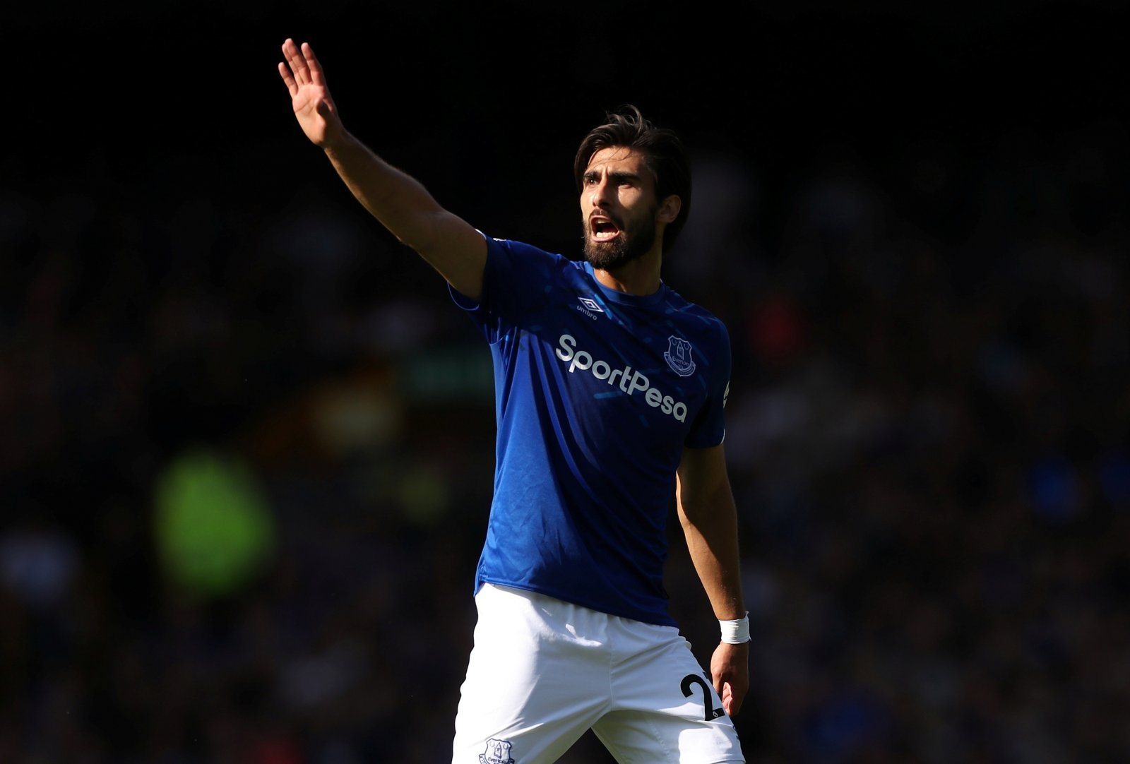 Everton: Fans rave over superb Andre Gomes performance against West Ham