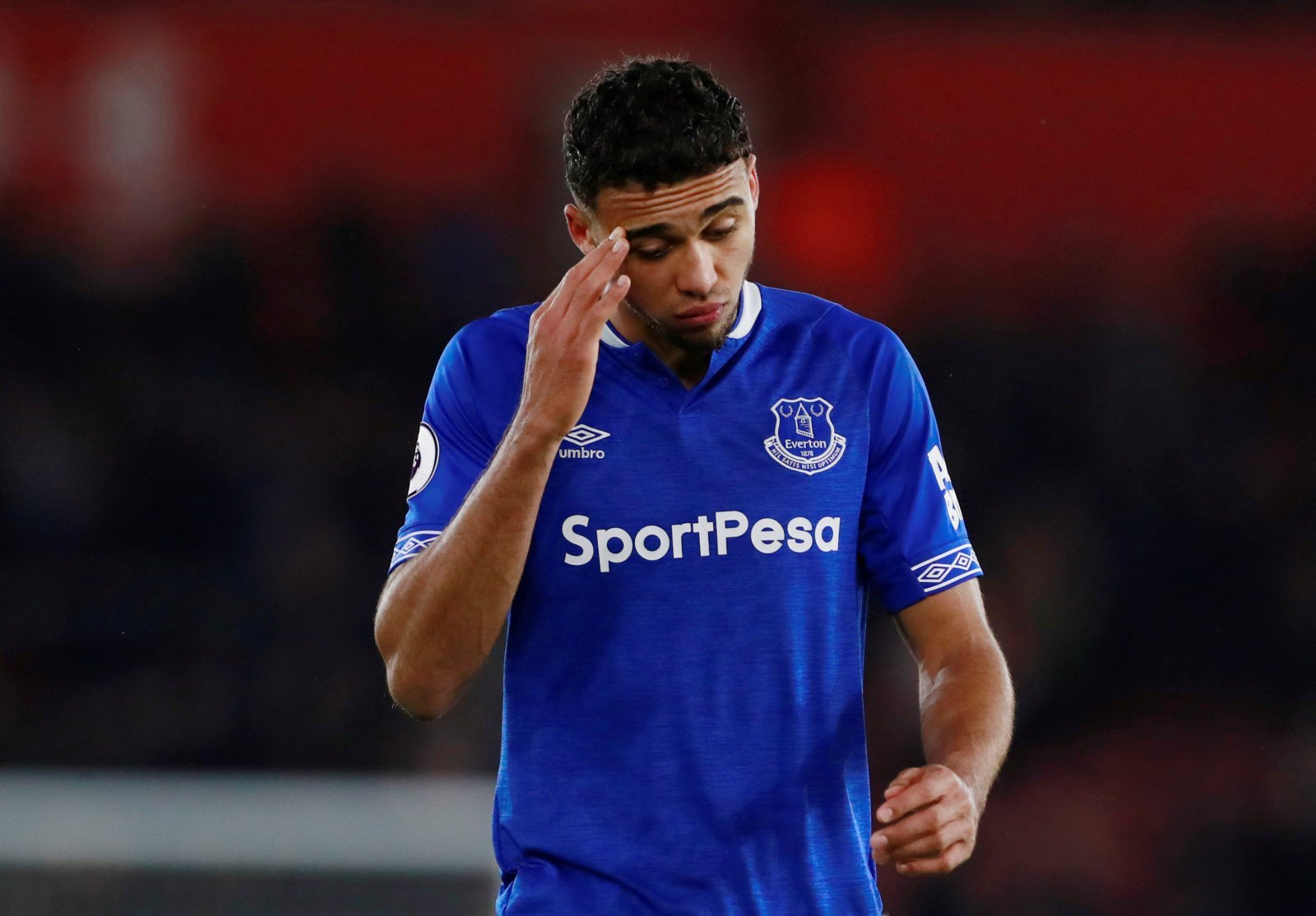 Everton: Dominic Calvert-Lewin opens up over 'extremely disappointing' 3-2 Brighton loss