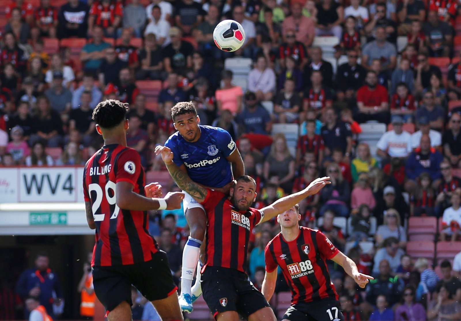 Everton: Dominic Calvert-Lewin buoyed by first goal since March