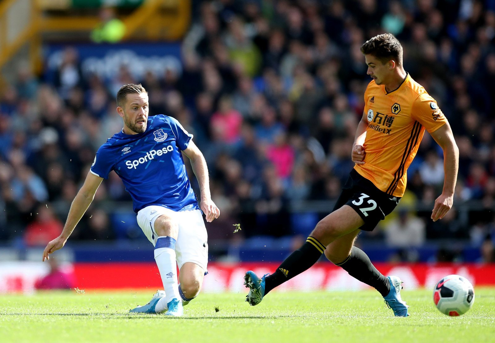 Wolves: Leander Dendoncker cited by sporting director as example for club's newcomers to follow